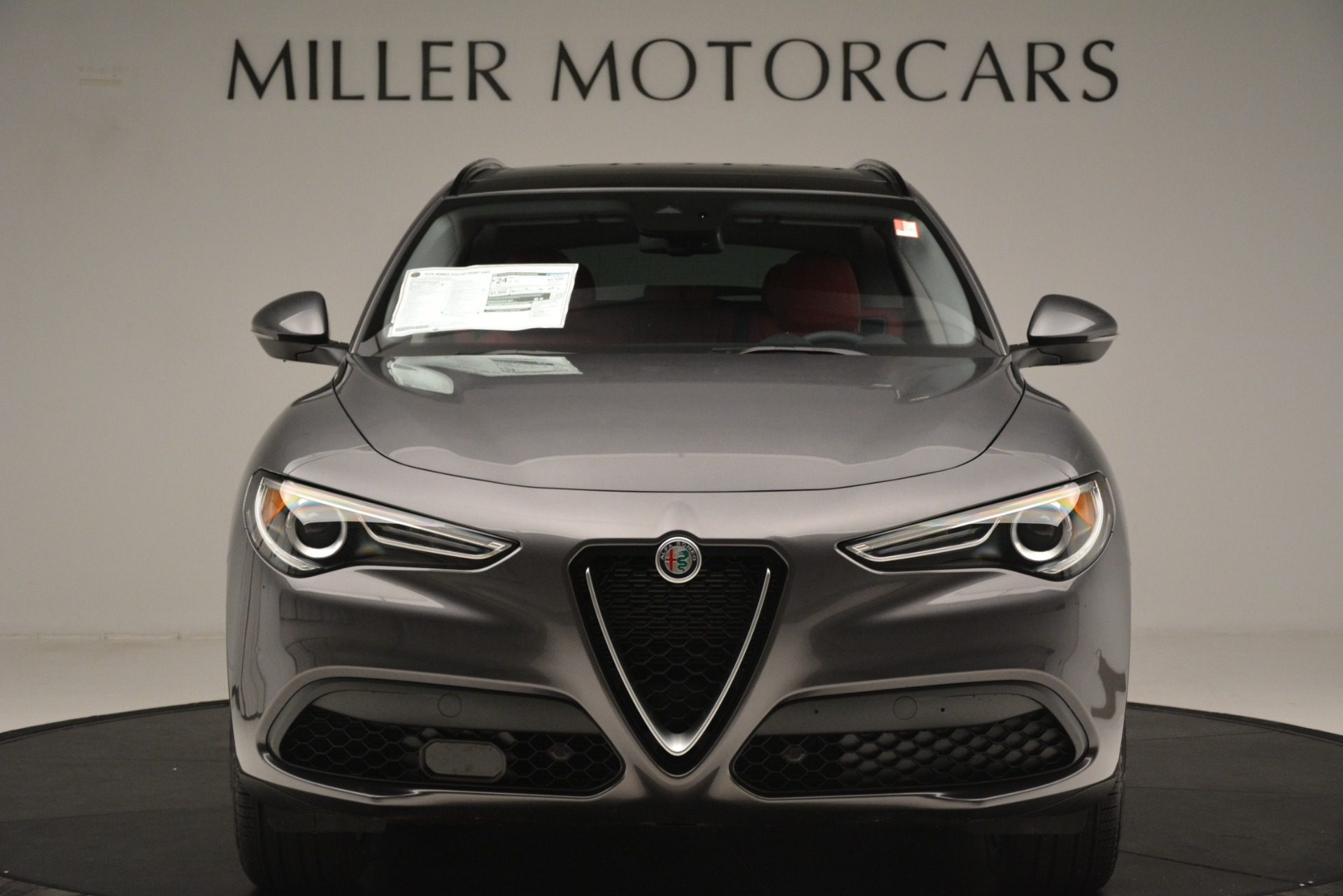 New 2019 Alfa Romeo Stelvio Sport Q4 For Sale In Greenwich, CT 3076_p12