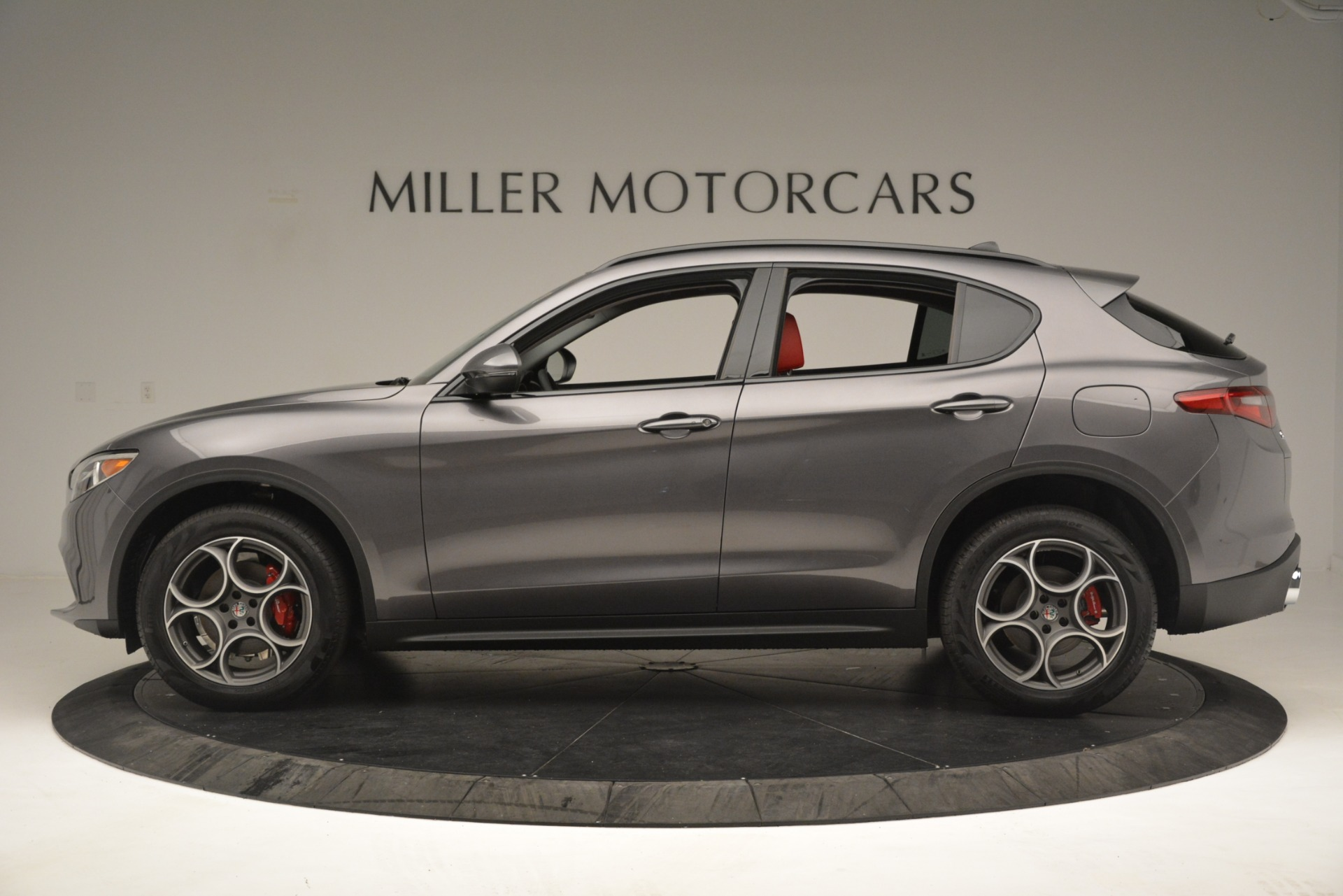 New 2019 Alfa Romeo Stelvio Sport Q4 For Sale In Greenwich, CT 3076_p3