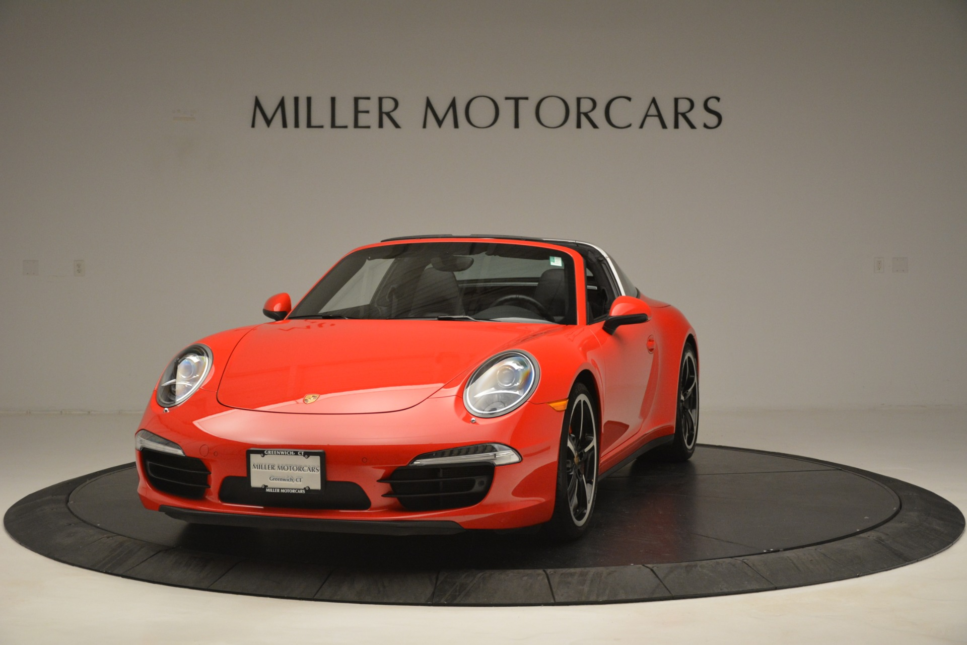 Used 2016 Porsche 911 Targa 4S For Sale In Greenwich, CT 3077_main