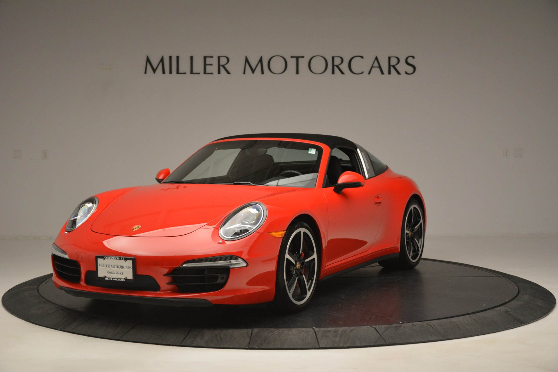 Used 2016 Porsche 911 Targa 4S For Sale In Greenwich, CT 3077_p13