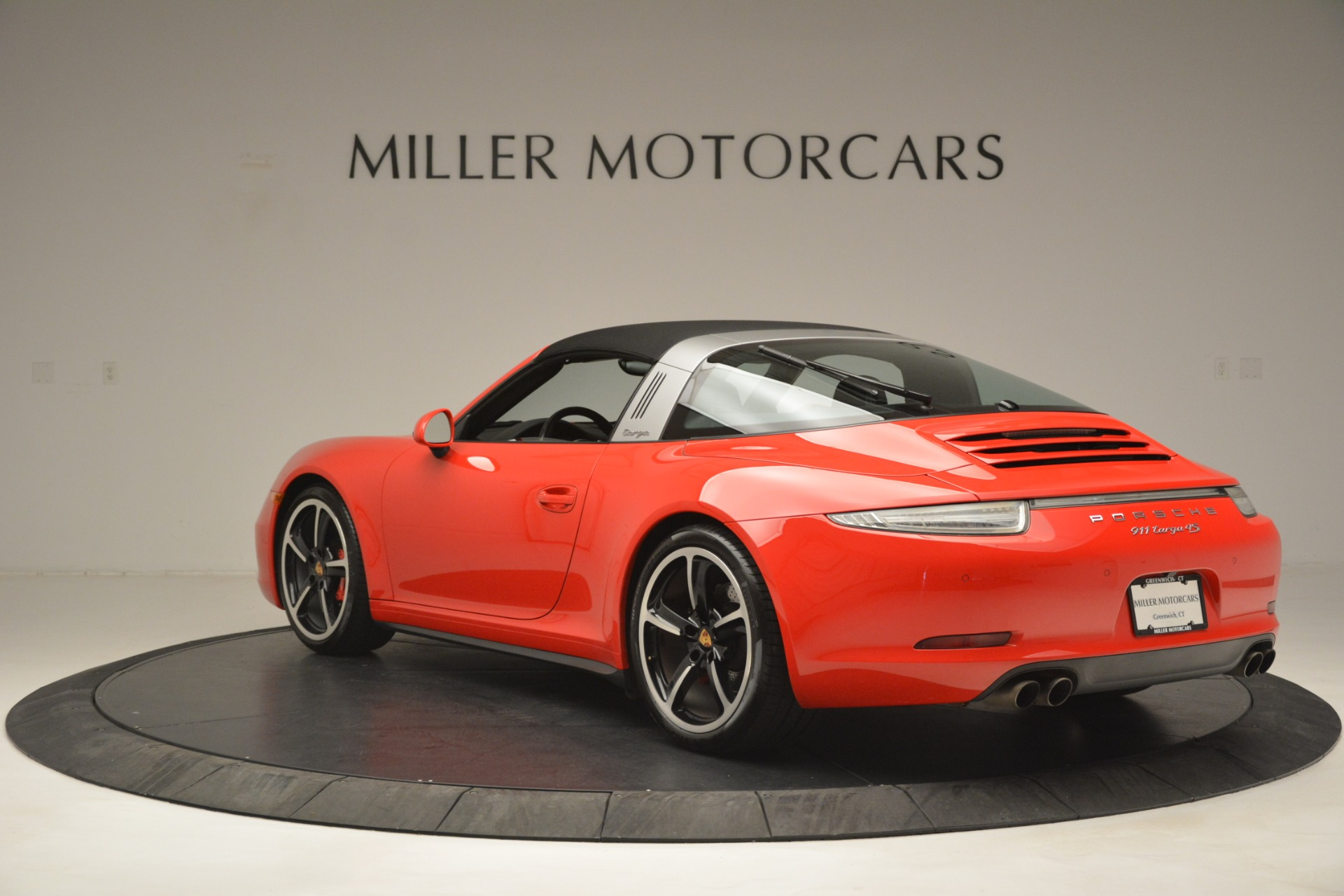 Used 2016 Porsche 911 Targa 4S For Sale In Greenwich, CT 3077_p15
