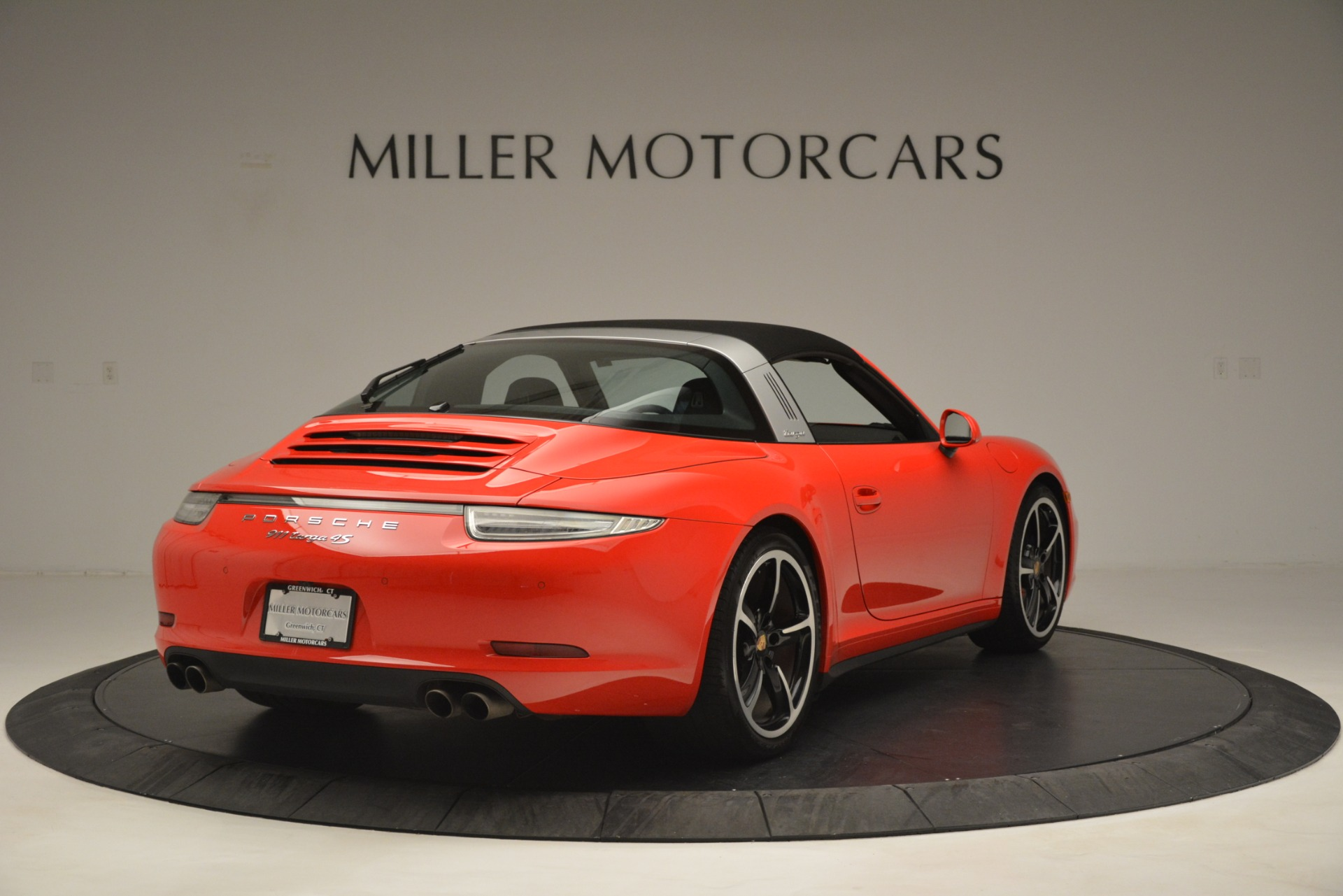 Used 2016 Porsche 911 Targa 4S For Sale In Greenwich, CT 3077_p16