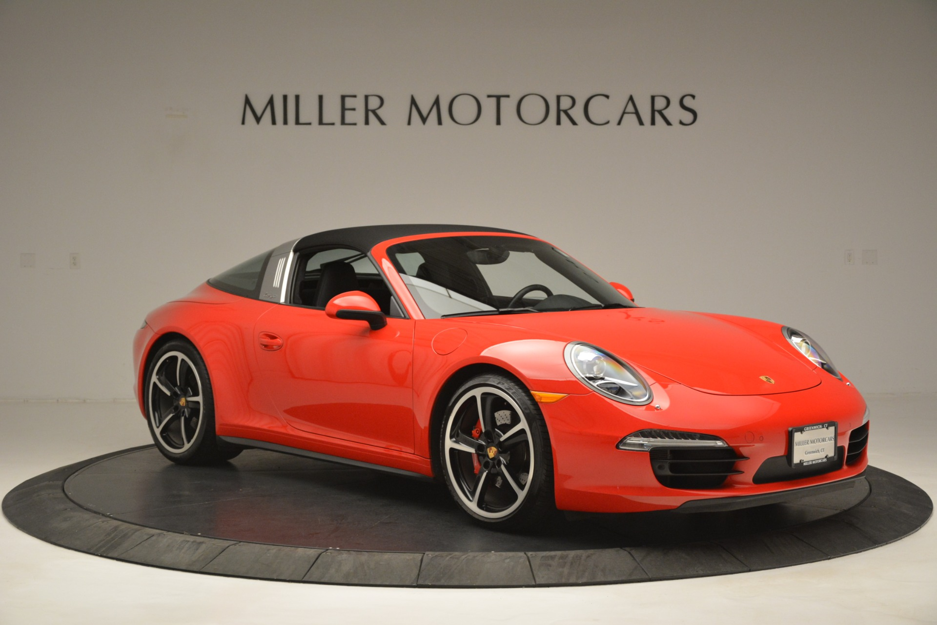 Used 2016 Porsche 911 Targa 4S For Sale In Greenwich, CT 3077_p18