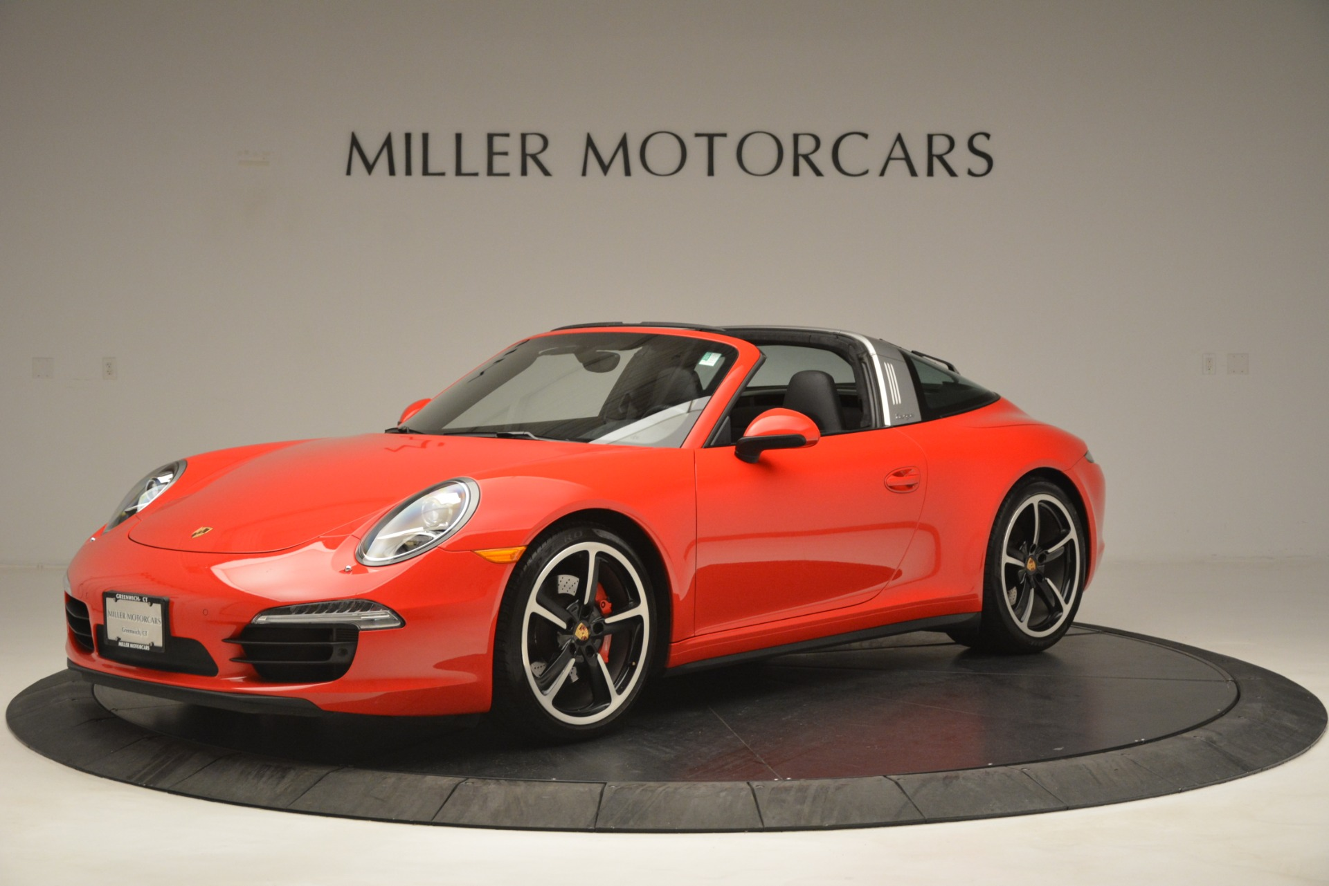 Used 2016 Porsche 911 Targa 4S For Sale In Greenwich, CT 3077_p2