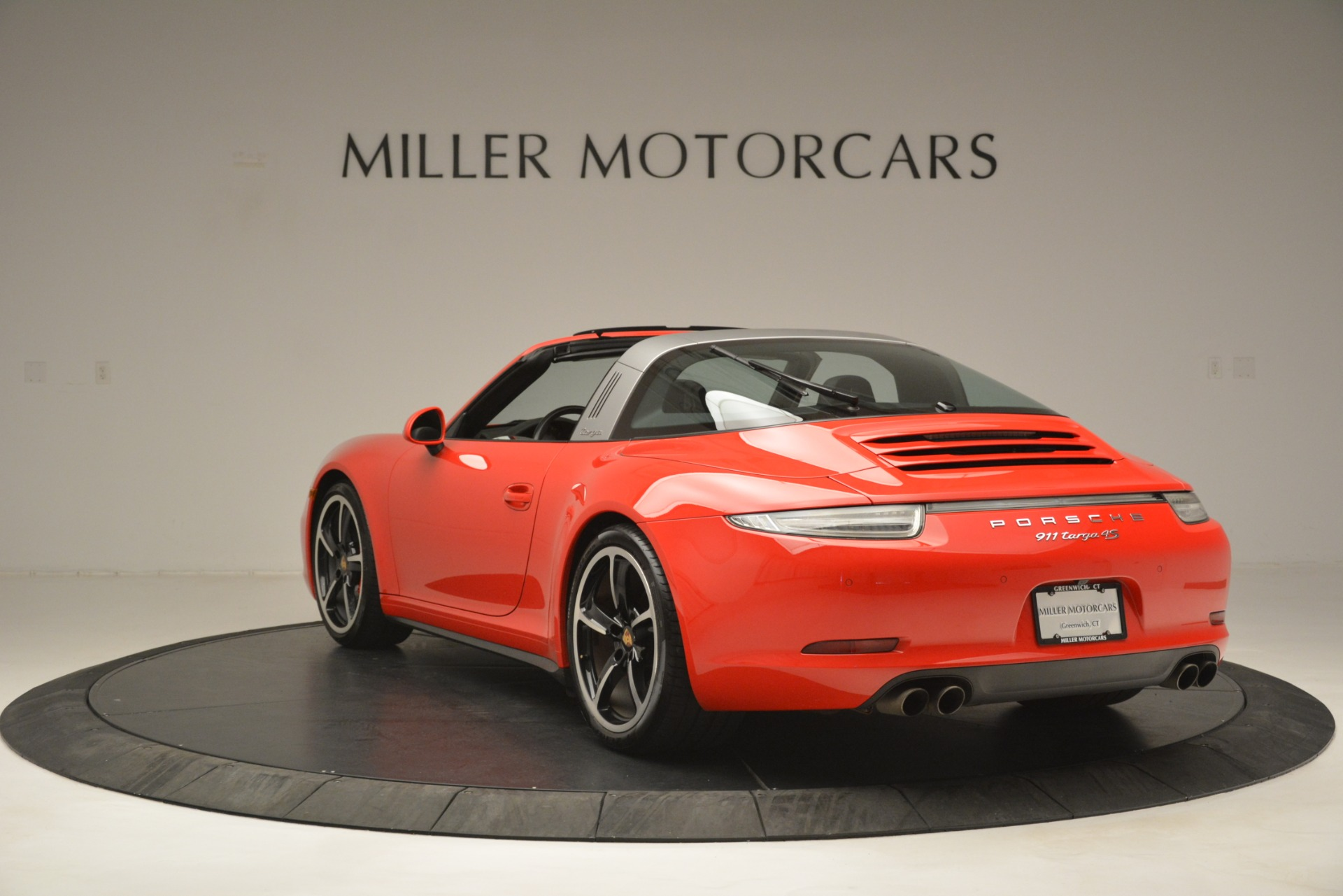 Used 2016 Porsche 911 Targa 4S For Sale In Greenwich, CT 3077_p5