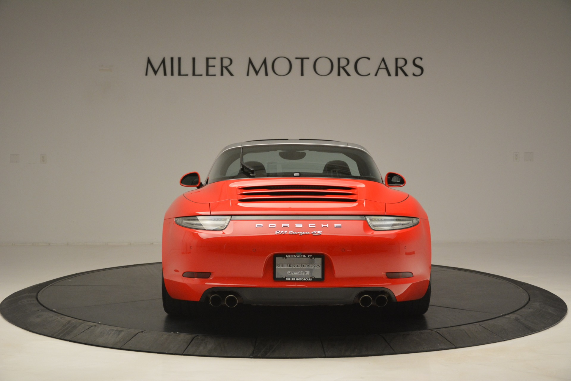 Used 2016 Porsche 911 Targa 4S For Sale In Greenwich, CT 3077_p6