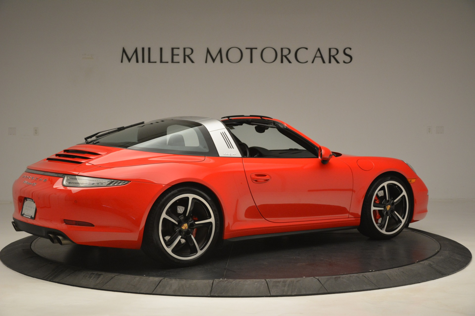 Used 2016 Porsche 911 Targa 4S For Sale In Greenwich, CT 3077_p8