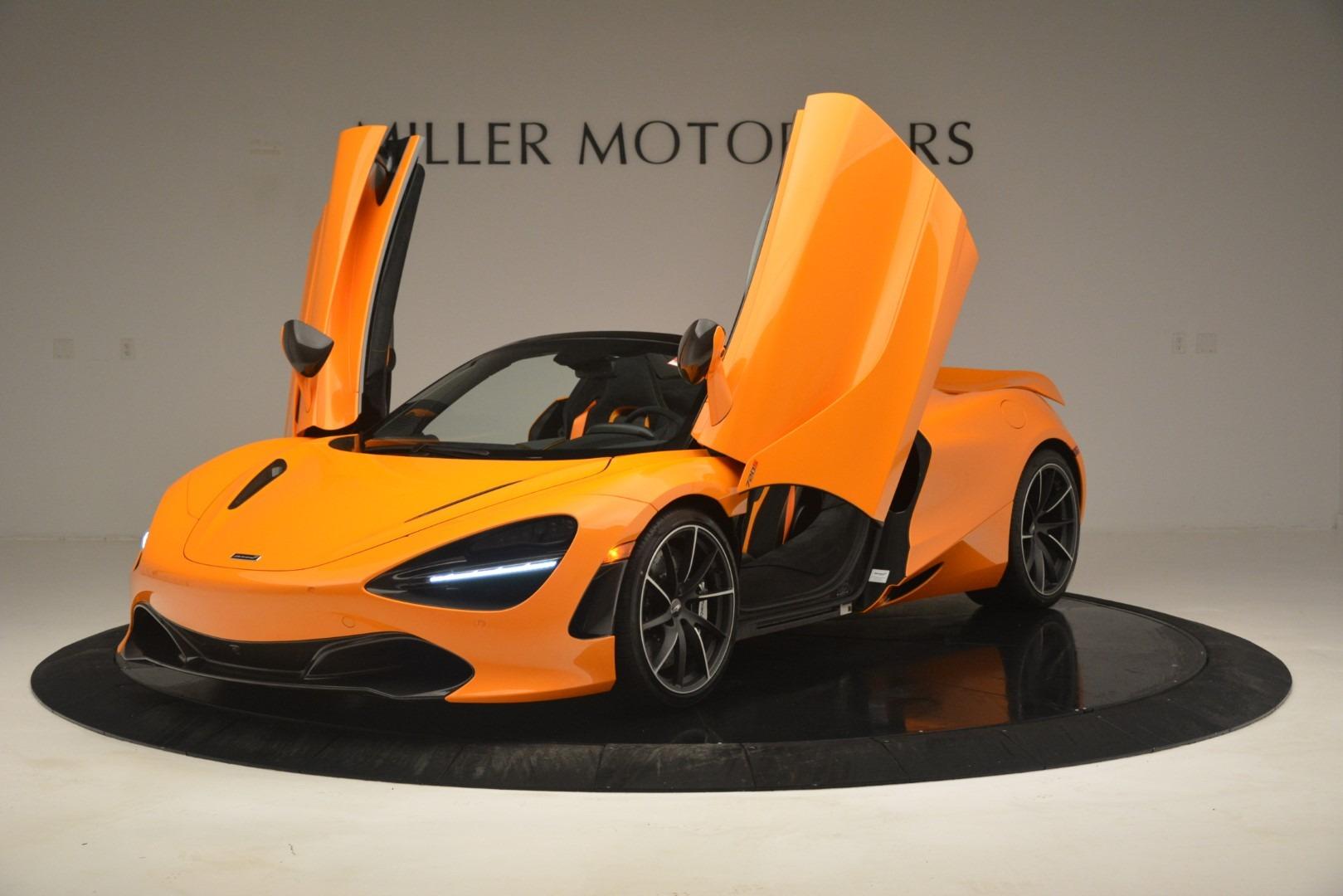 New 2020 McLaren 720S Spider For Sale In Greenwich, CT 3080_p14