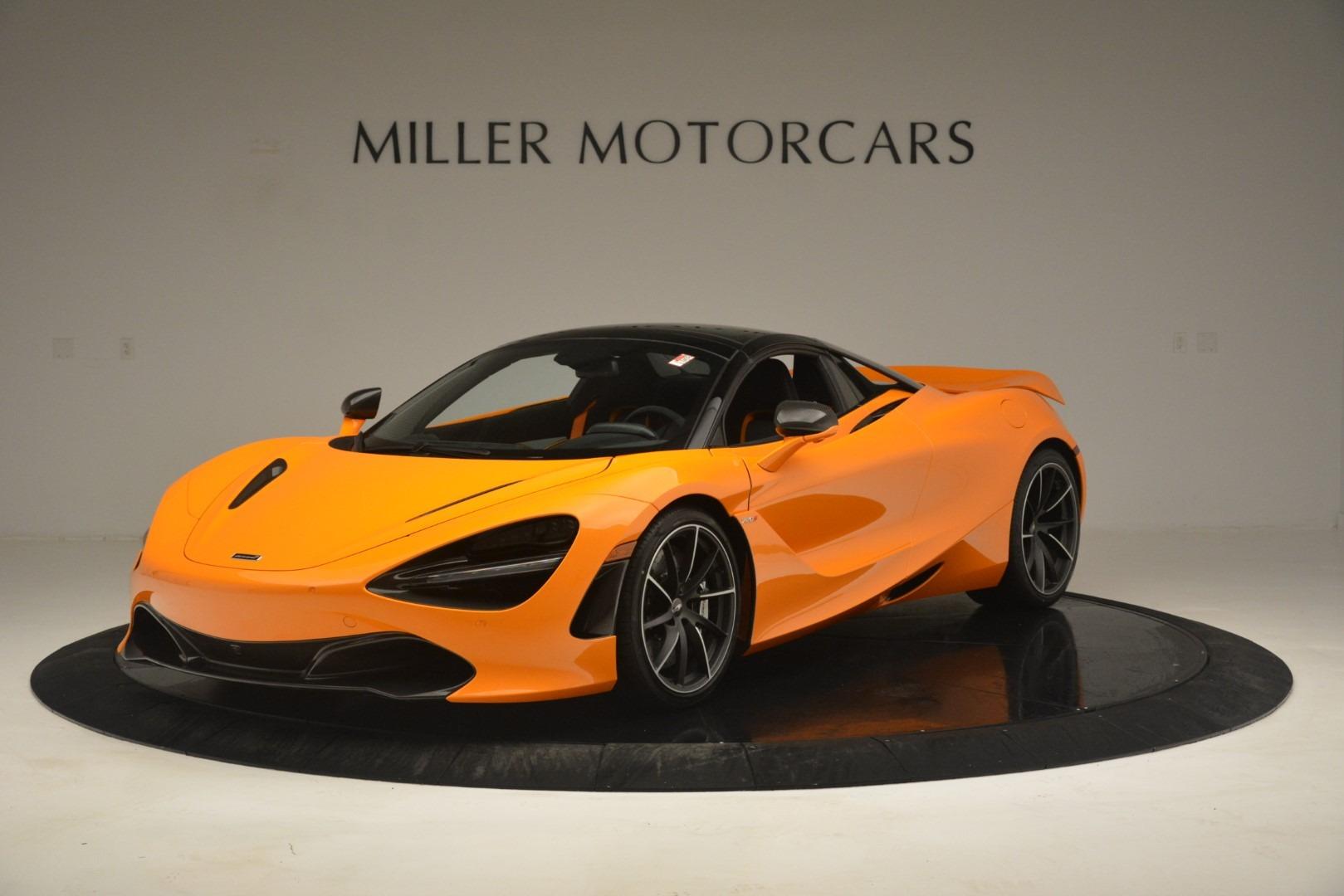 New 2020 McLaren 720S Spider For Sale In Greenwich, CT 3080_p15