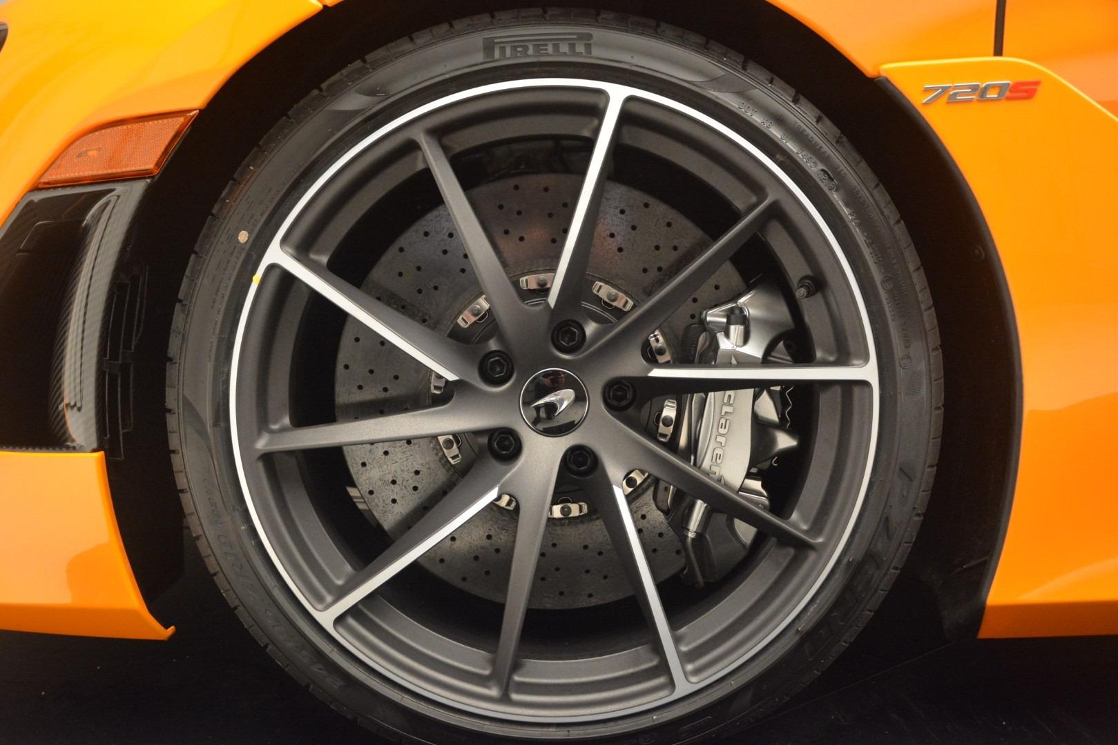 New 2020 McLaren 720S Spider For Sale In Greenwich, CT 3080_p23