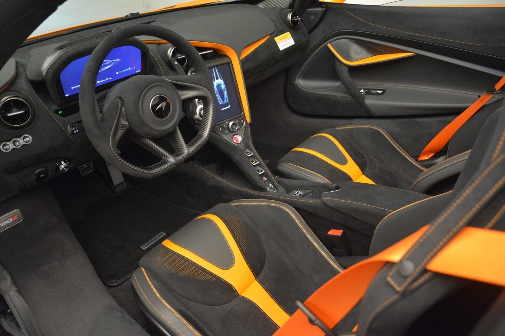 New 2020 McLaren 720S Spider For Sale In Greenwich, CT 3080_p24