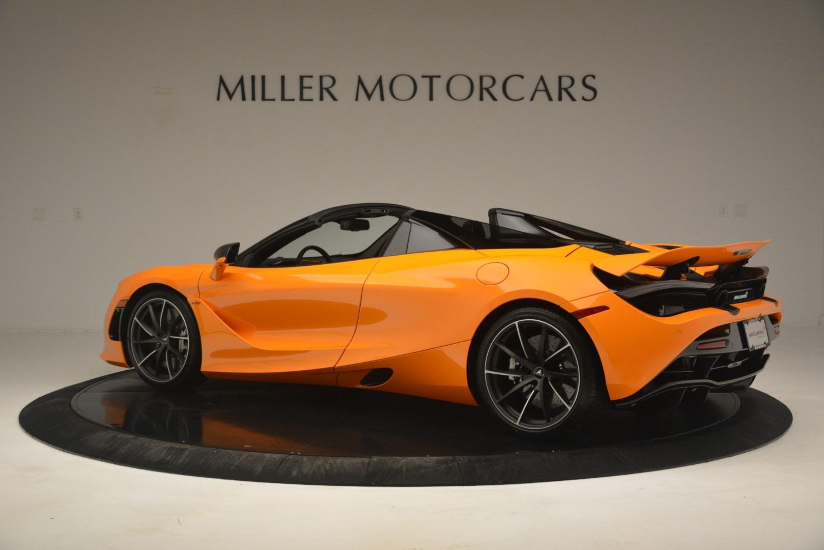 New 2020 McLaren 720S Spider For Sale In Greenwich, CT 3080_p4