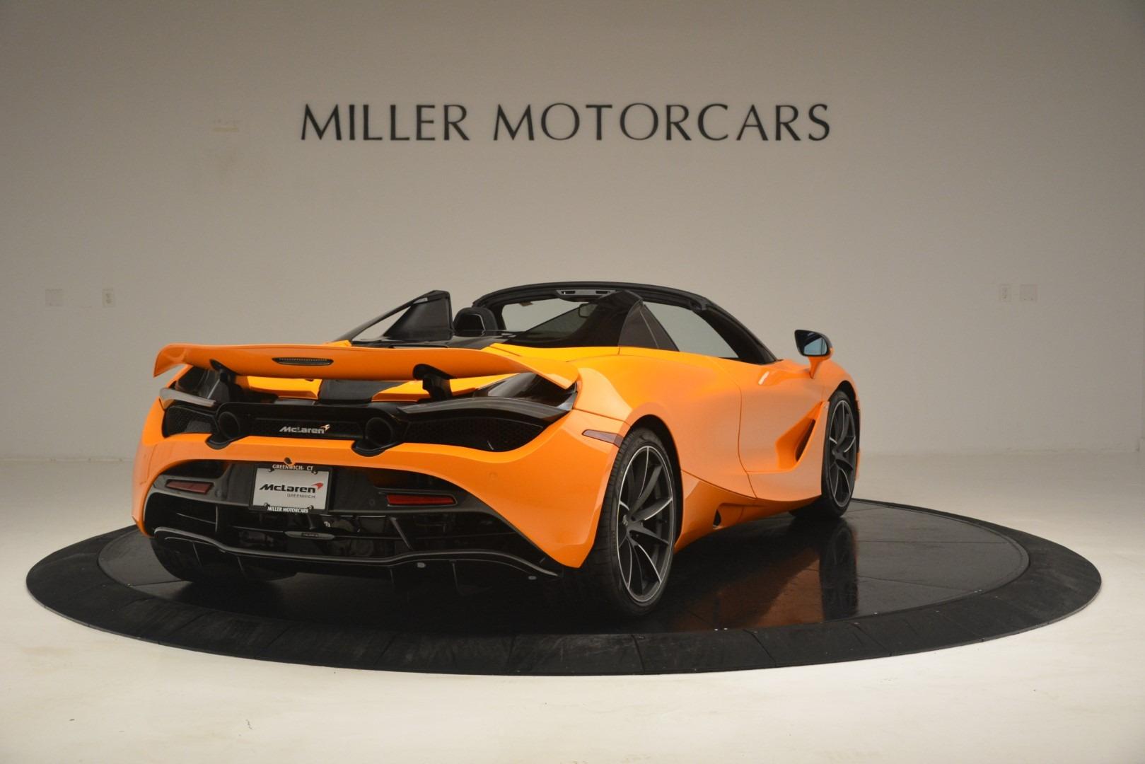 New 2020 McLaren 720S Spider For Sale In Greenwich, CT 3080_p7