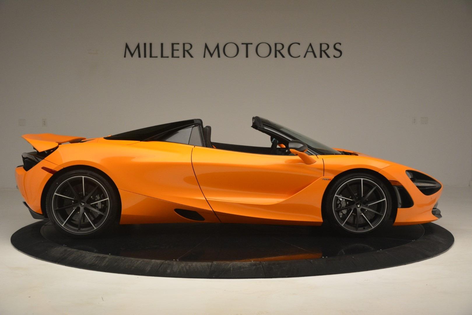 New 2020 McLaren 720S Spider For Sale In Greenwich, CT 3080_p9