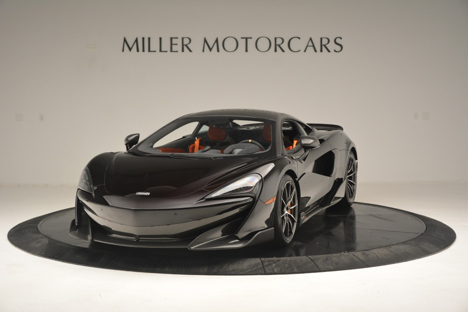New 2019 McLaren 600LT Coupe For Sale In Greenwich, CT 3081_p2