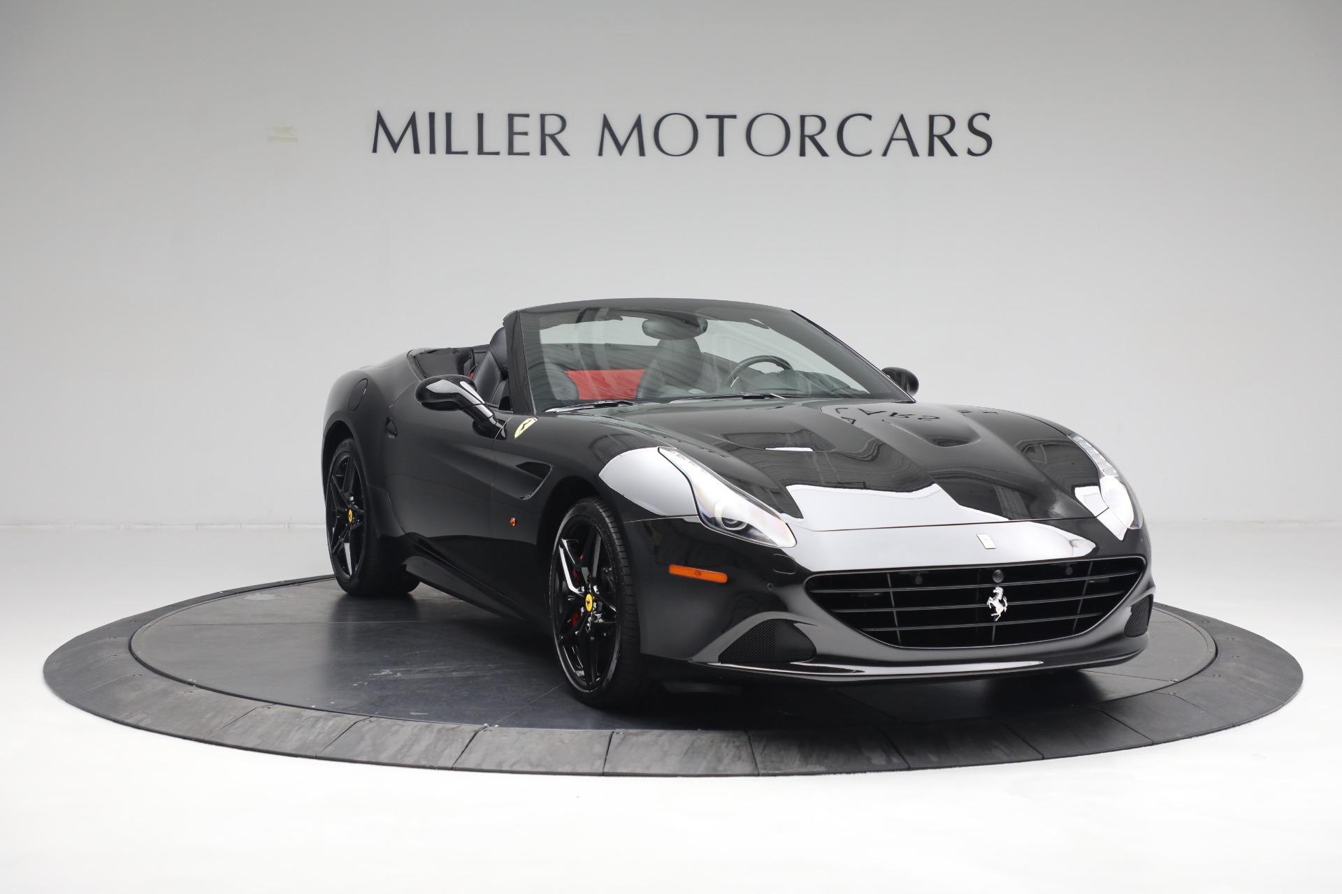 Used 2016 Ferrari California T  For Sale In Greenwich, CT 3082_p11