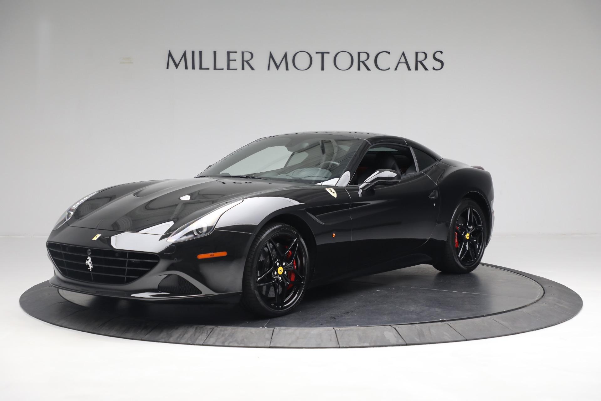 Used 2016 Ferrari California T  For Sale In Greenwich, CT 3082_p13