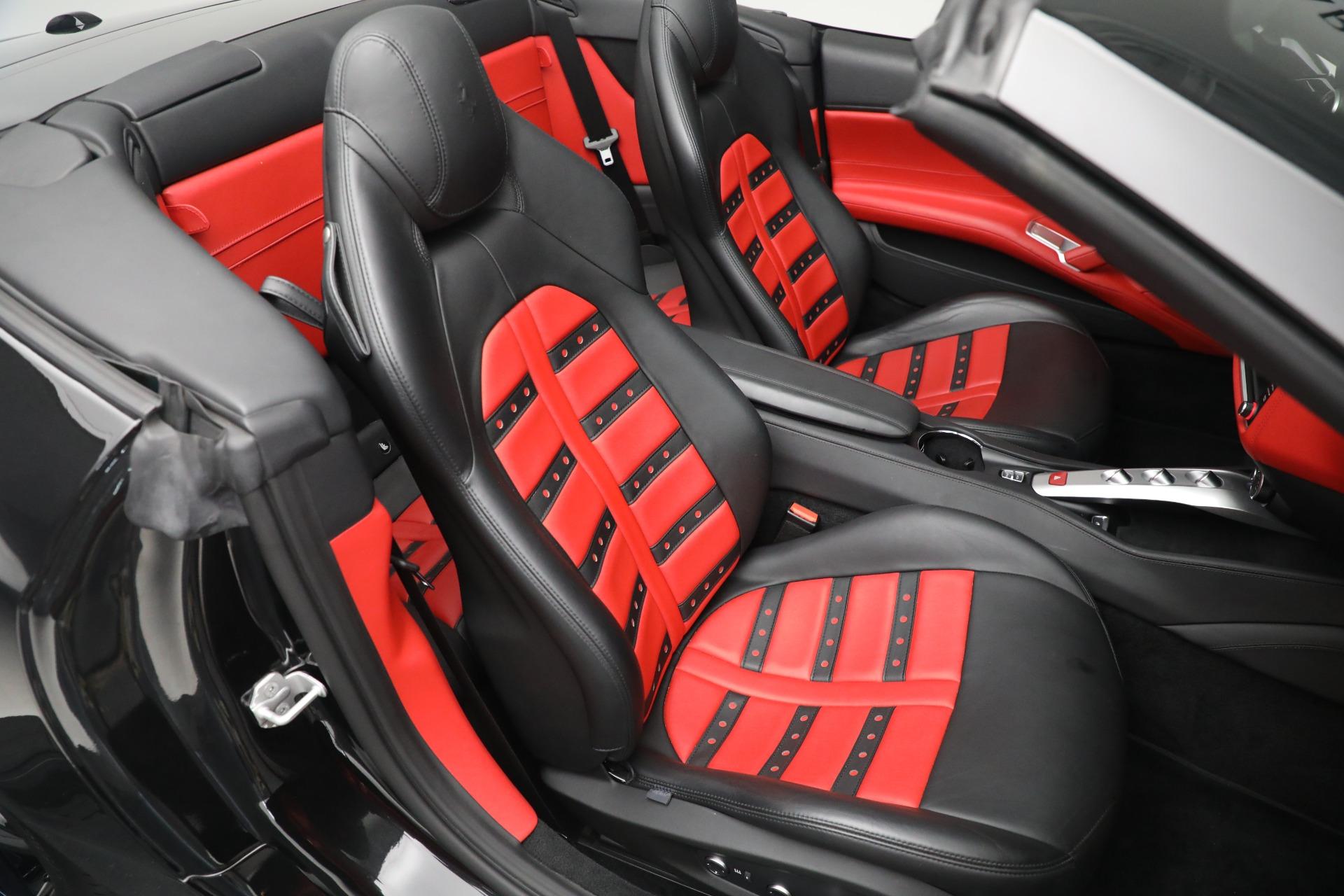 Used 2016 Ferrari California T  For Sale In Greenwich, CT 3082_p24