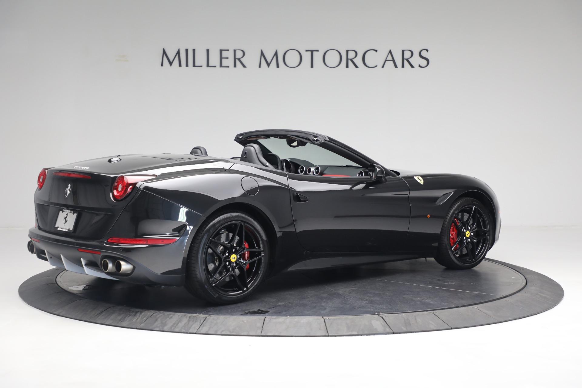 Used 2016 Ferrari California T  For Sale In Greenwich, CT 3082_p8