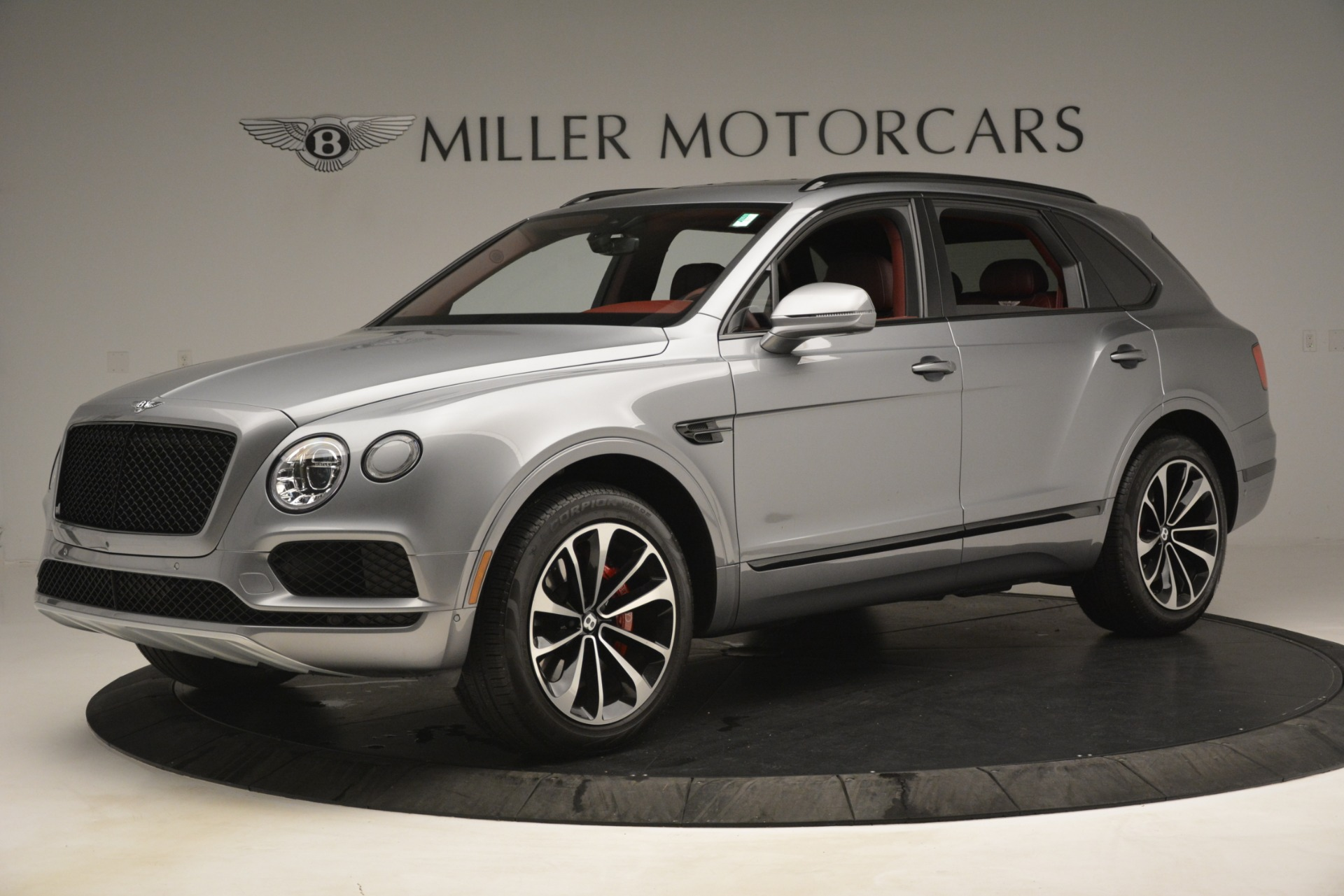 Used 2019 Bentley Bentayga V8 For Sale In Greenwich, CT 3084_p2