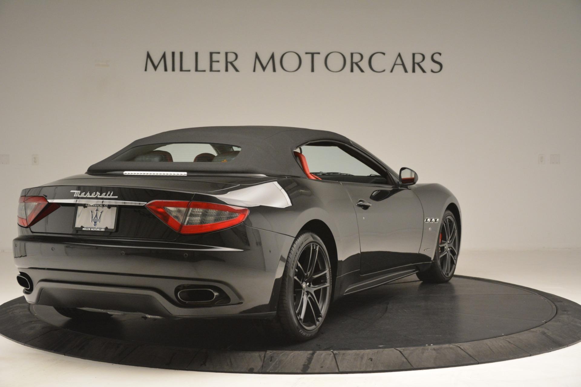 Used 2015 Maserati GranTurismo Sport For Sale In Greenwich, CT 3085_p14