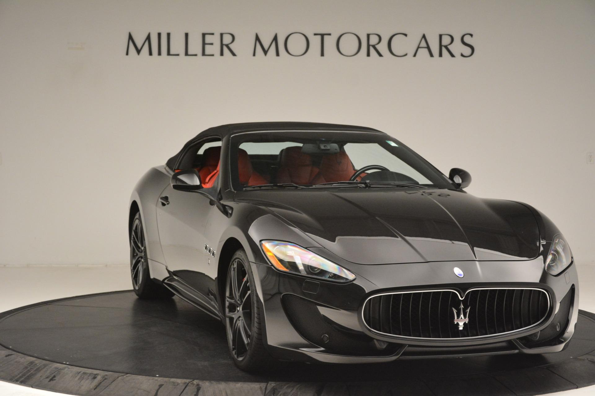 Used 2015 Maserati GranTurismo Sport For Sale In Greenwich, CT 3085_p22
