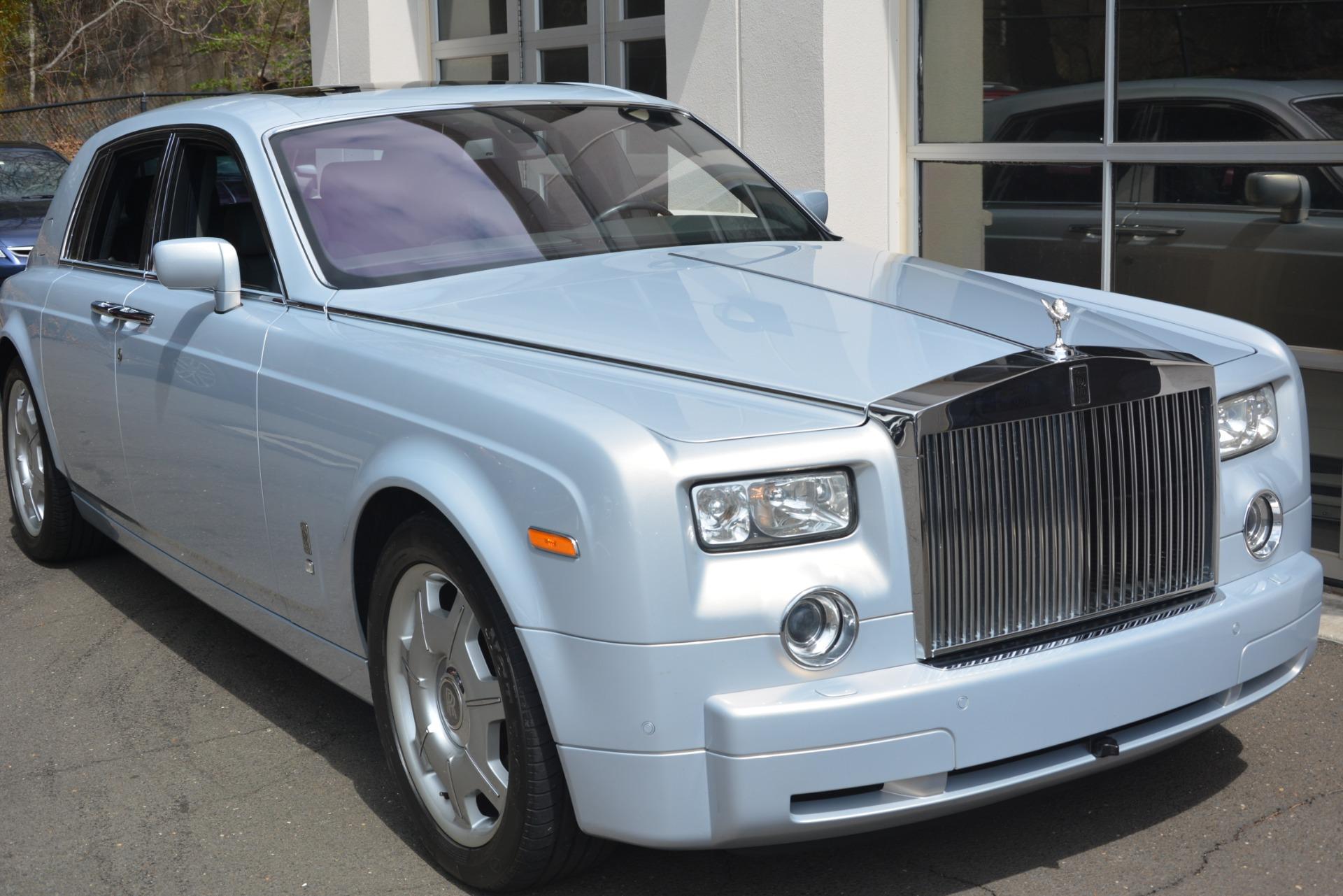 Used 2007 Rolls-Royce Phantom  For Sale In Greenwich, CT 3089_p11