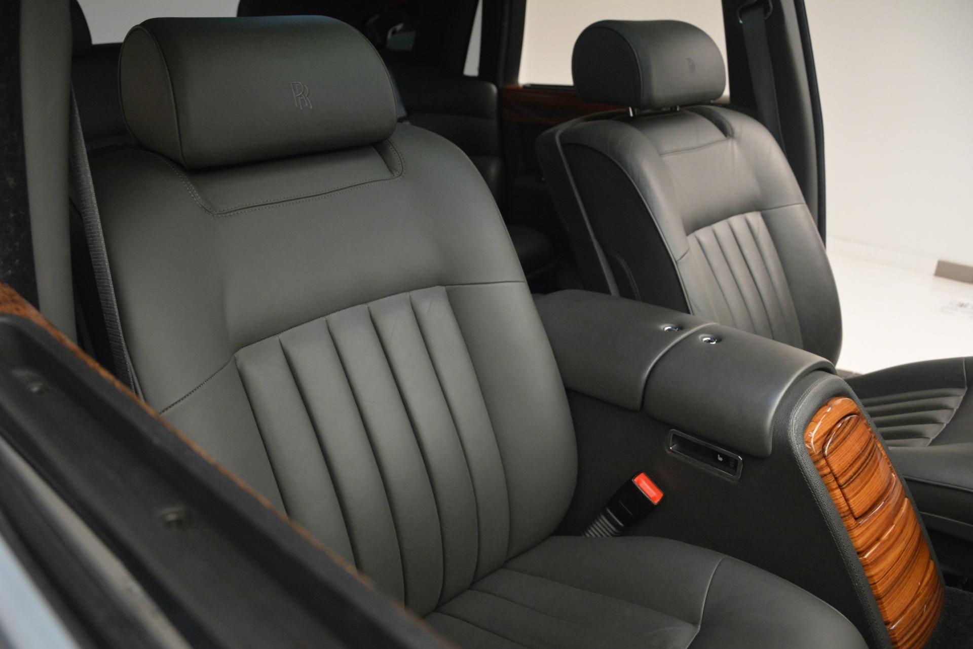 Used 2007 Rolls-Royce Phantom  For Sale In Greenwich, CT 3089_p18
