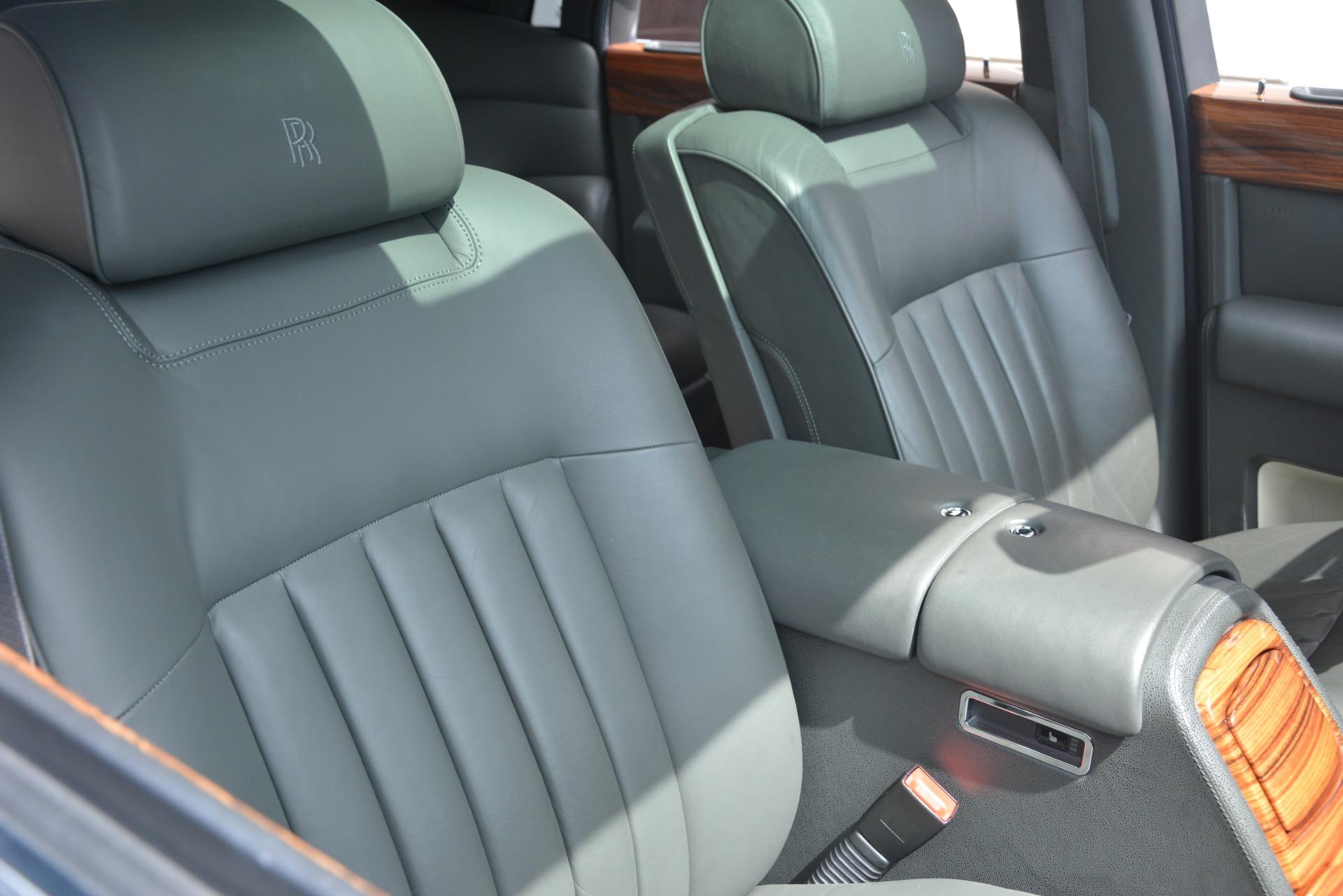 Used 2007 Rolls-Royce Phantom  For Sale In Greenwich, CT 3089_p21