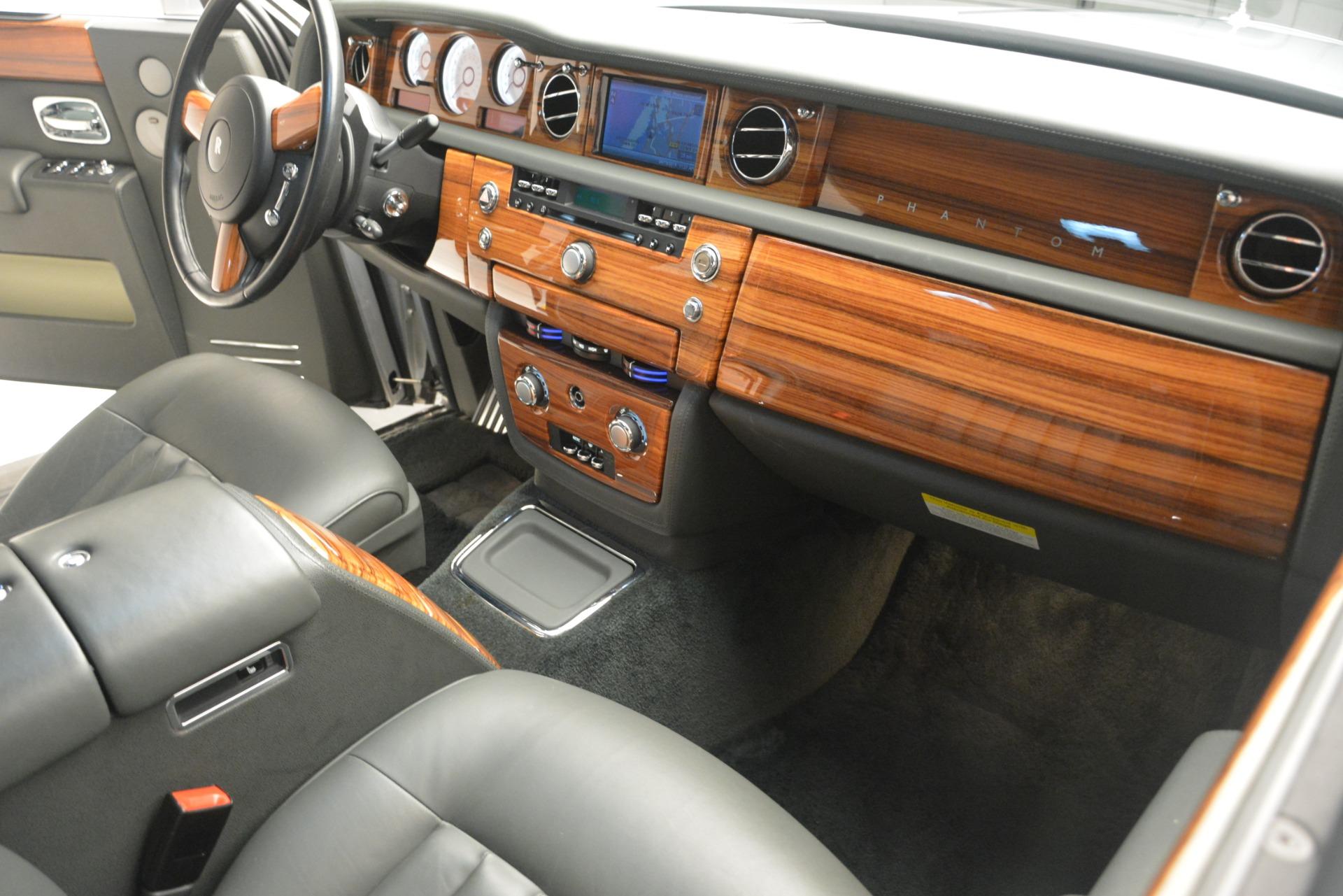 Used 2007 Rolls-Royce Phantom  For Sale In Greenwich, CT 3089_p22