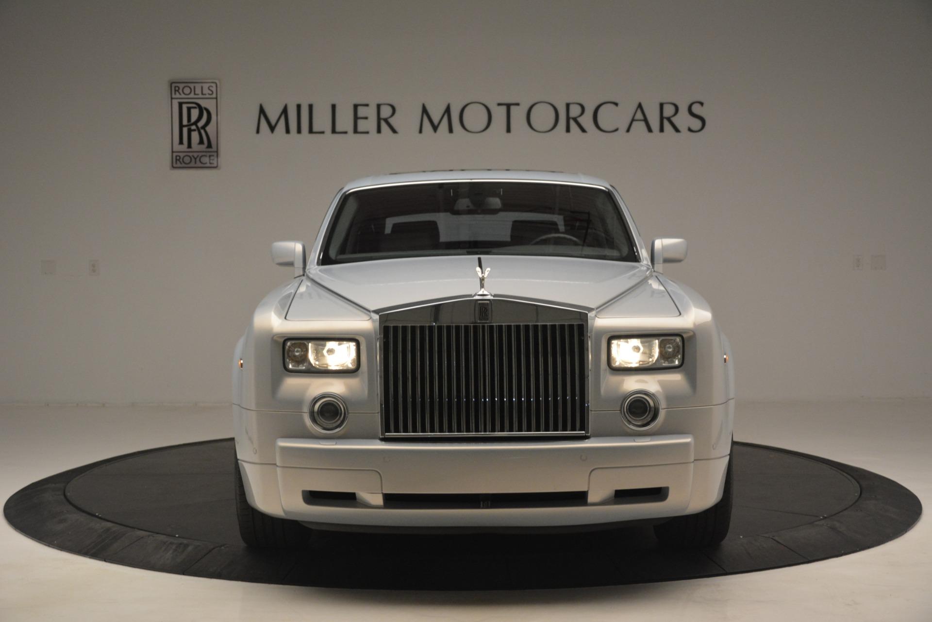 Used 2007 Rolls-Royce Phantom  For Sale In Greenwich, CT 3089_p2