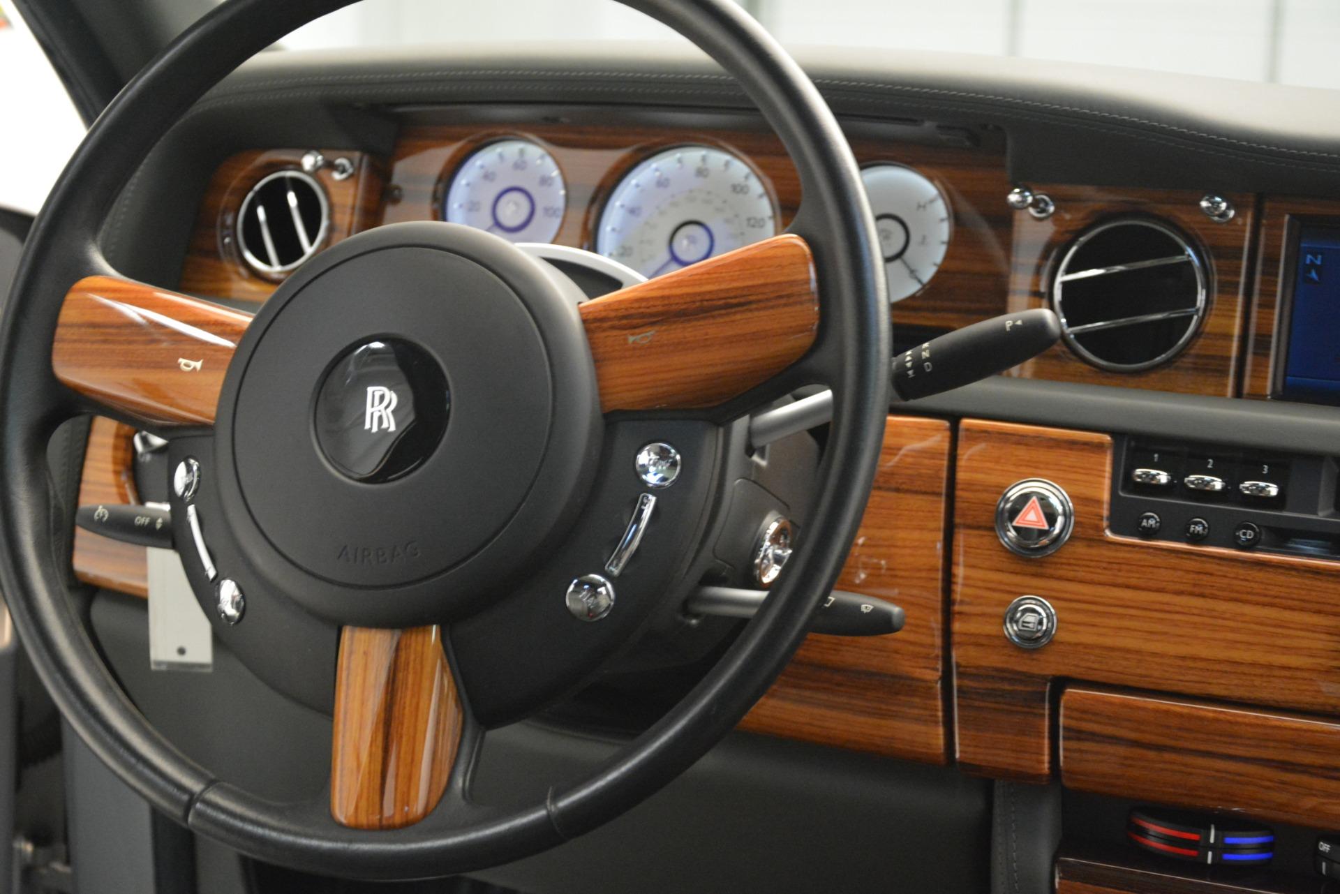 Used 2007 Rolls-Royce Phantom  For Sale In Greenwich, CT 3089_p42