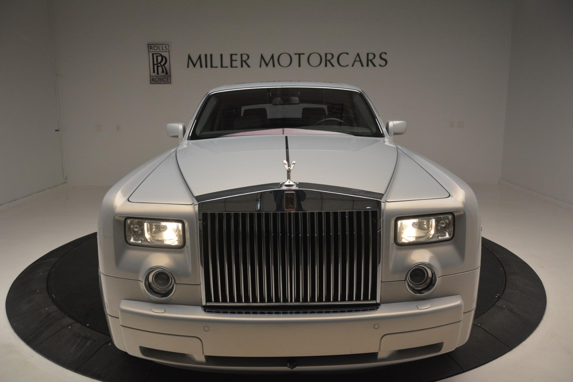 Used 2007 Rolls-Royce Phantom  For Sale In Greenwich, CT 3089_p6