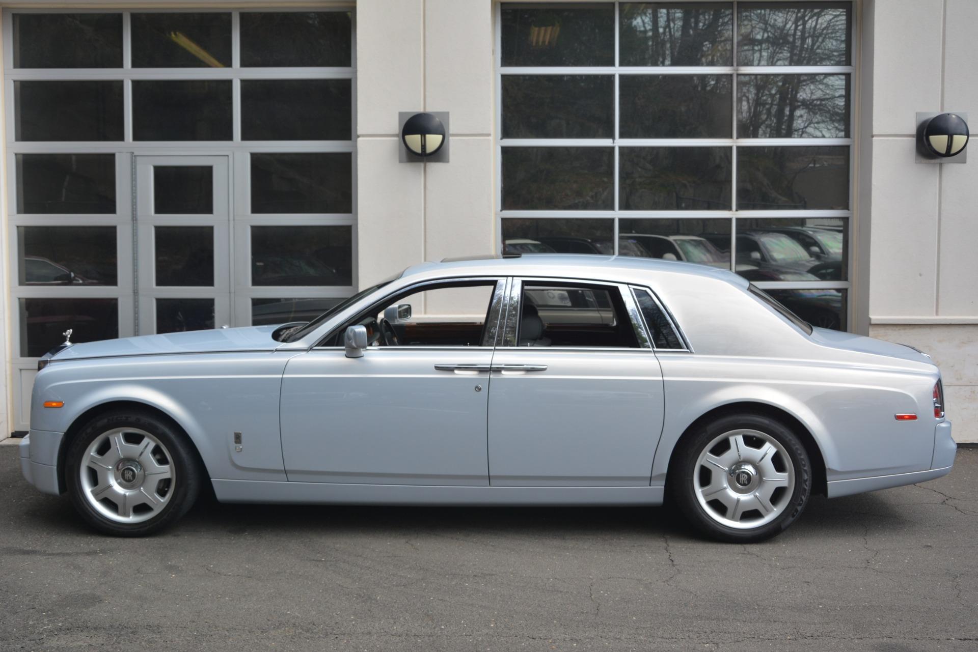 Used 2007 Rolls-Royce Phantom  For Sale In Greenwich, CT 3089_p7