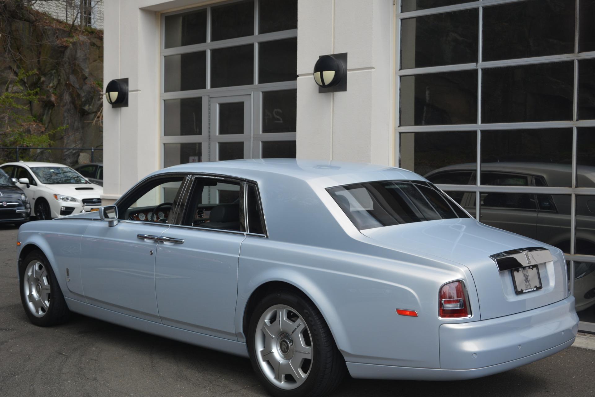 Used 2007 Rolls-Royce Phantom  For Sale In Greenwich, CT 3089_p8
