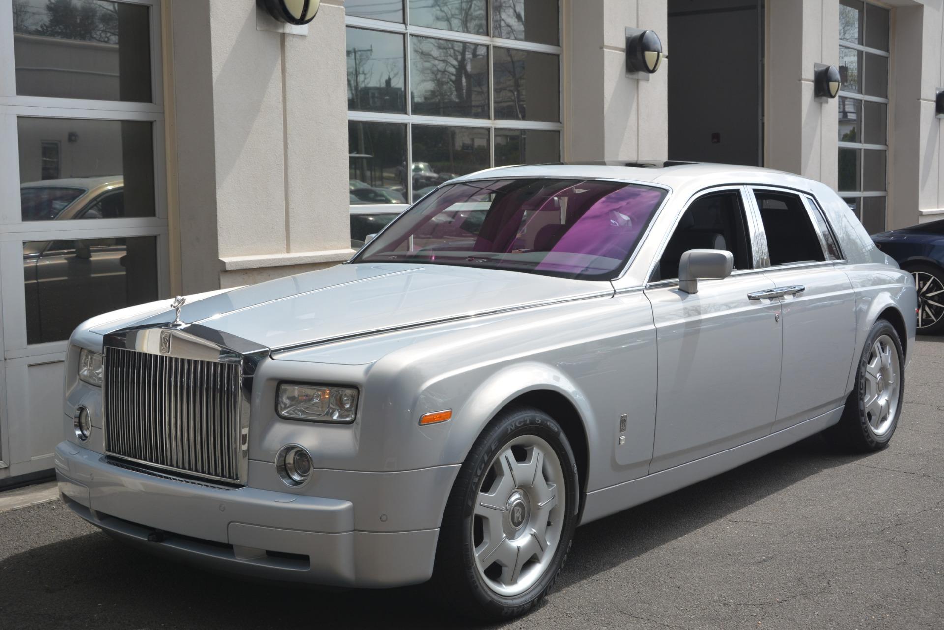 Used 2007 Rolls-Royce Phantom  For Sale In Greenwich, CT 3089_p9