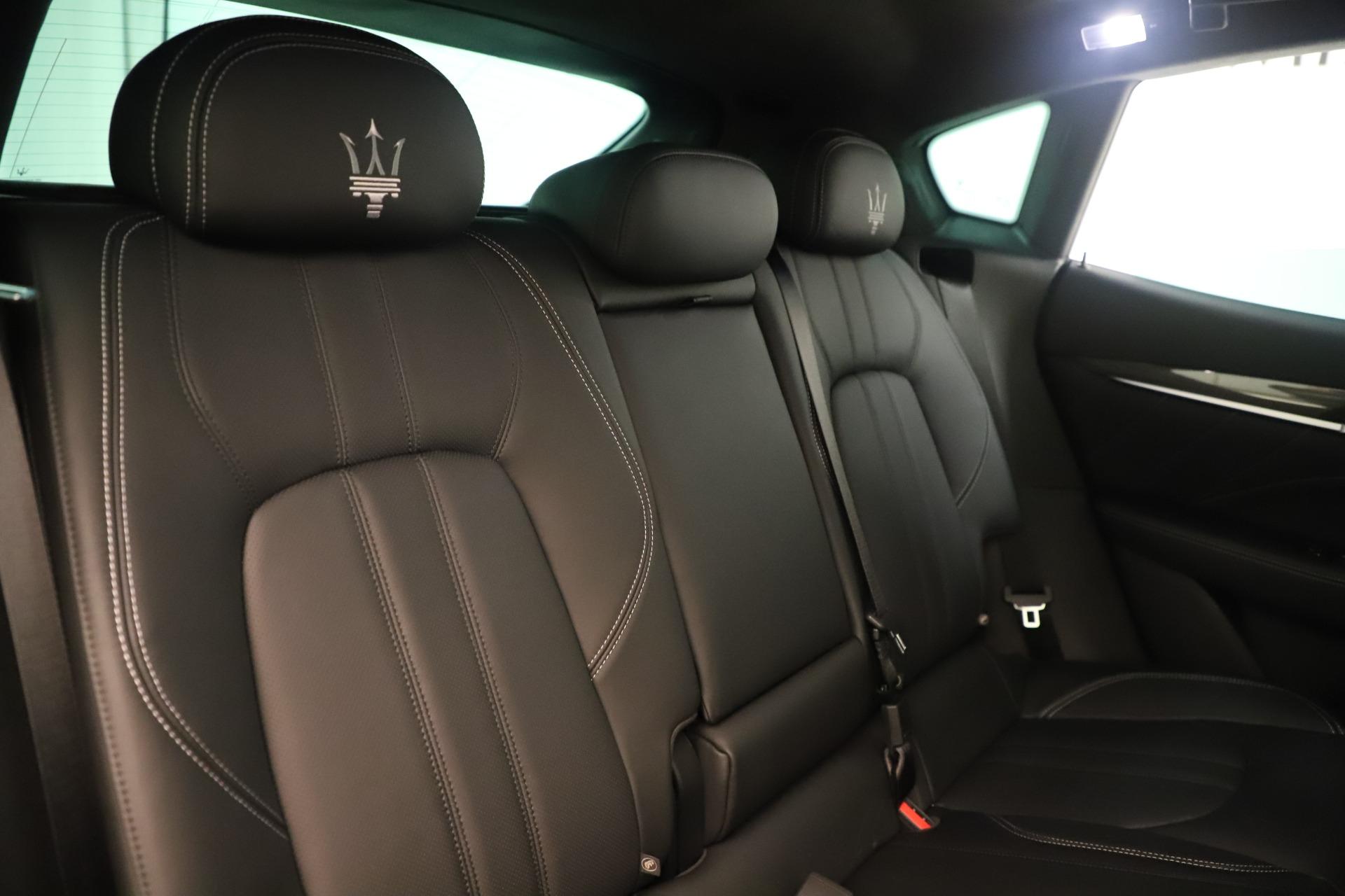 New 2019 Maserati Levante GTS For Sale In Greenwich, CT 3091_p26