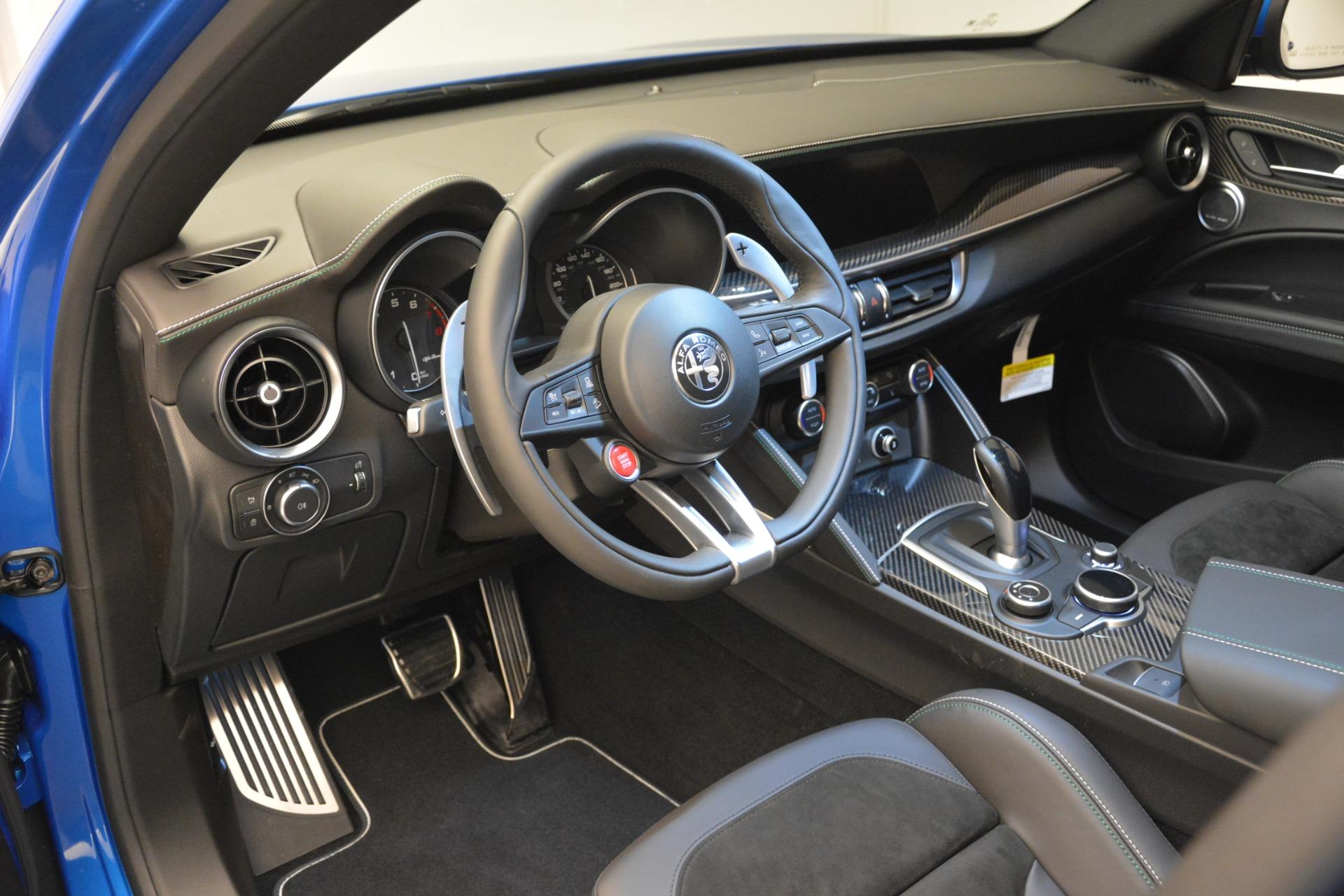 New 2019 Alfa Romeo Stelvio Quadrifoglio For Sale In Greenwich, CT 3094_p20