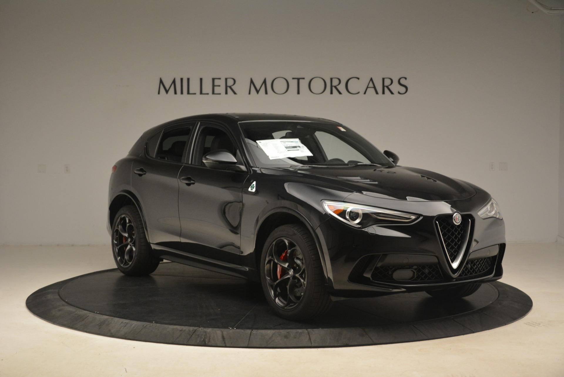 New 2019 Alfa Romeo Stelvio Quadrifoglio For Sale In Greenwich, CT 3096_p11