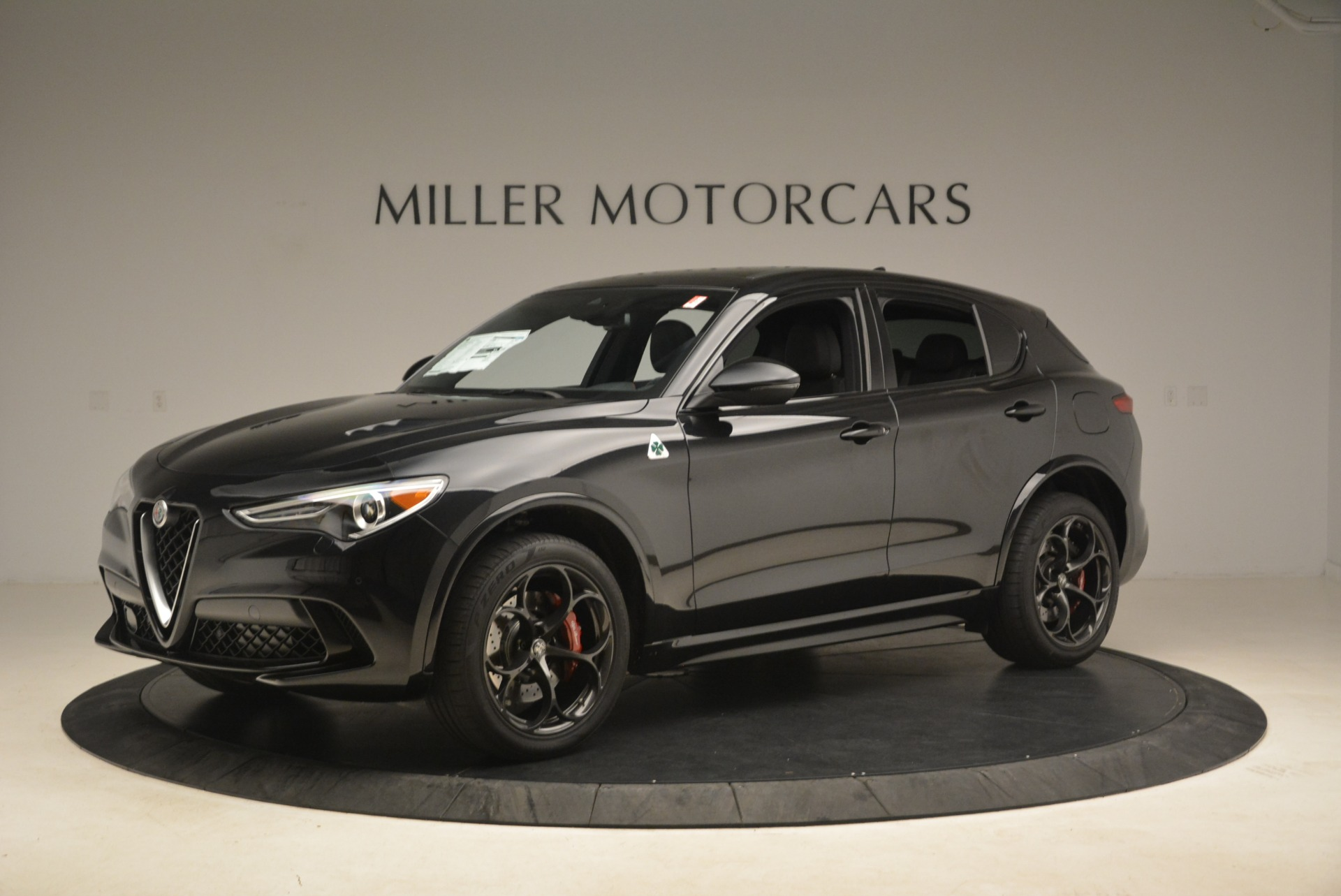 New 2019 Alfa Romeo Stelvio Quadrifoglio For Sale In Greenwich, CT 3096_p2