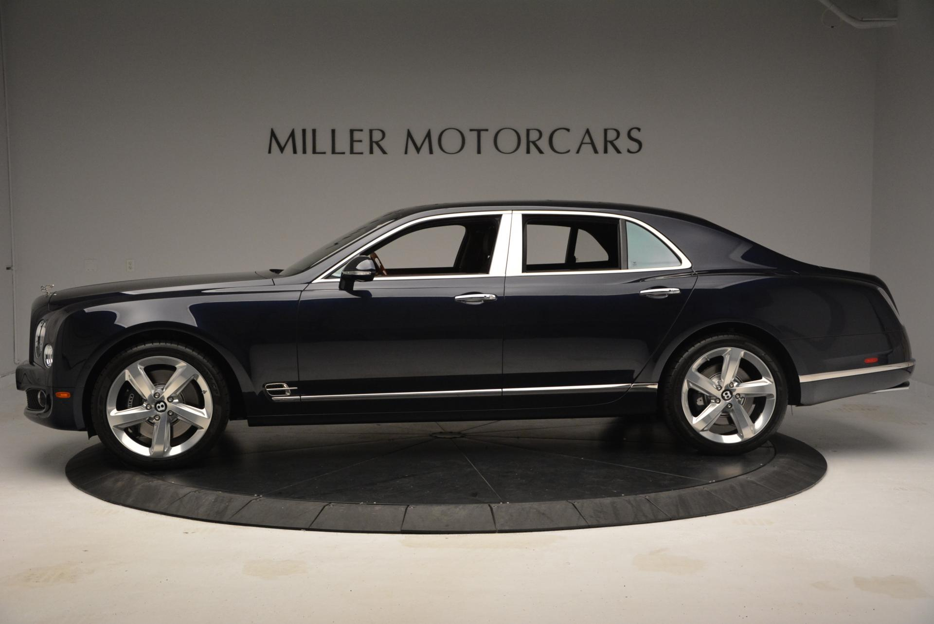 Used 2016 Bentley Mulsanne Speed For Sale In Greenwich, CT 31_p3