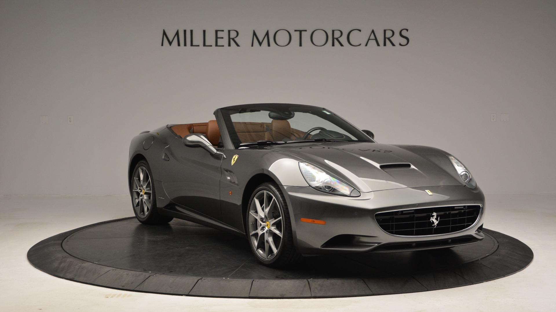 Used 2011 Ferrari California  For Sale In Greenwich, CT 3101_p10