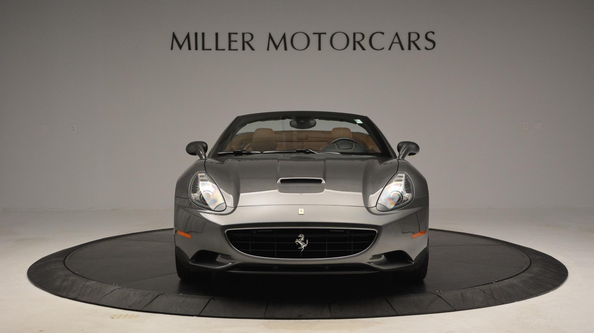 Used 2011 Ferrari California  For Sale In Greenwich, CT 3101_p11