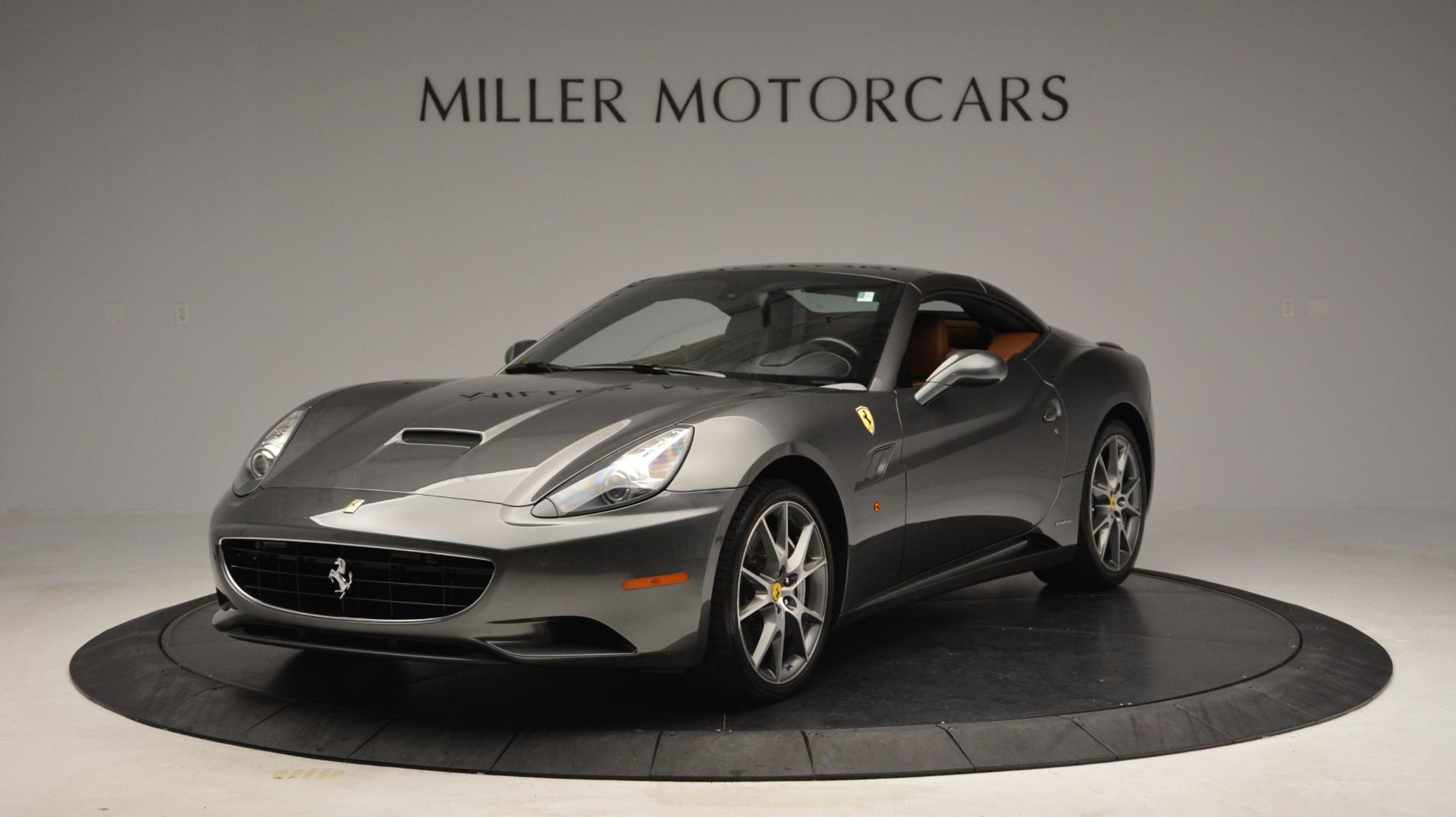 Used 2011 Ferrari California  For Sale In Greenwich, CT 3101_p12