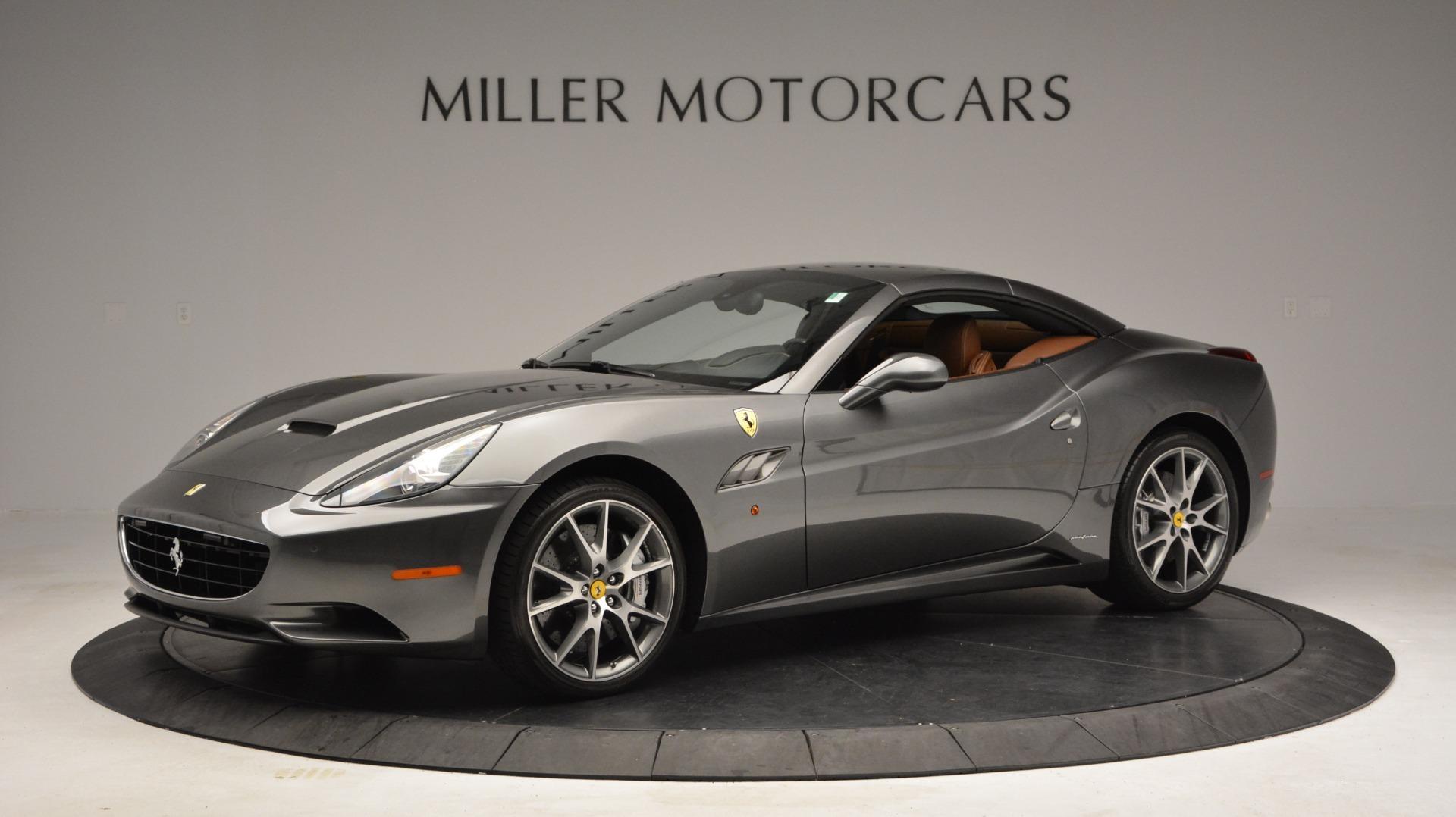 Used 2011 Ferrari California  For Sale In Greenwich, CT 3101_p13