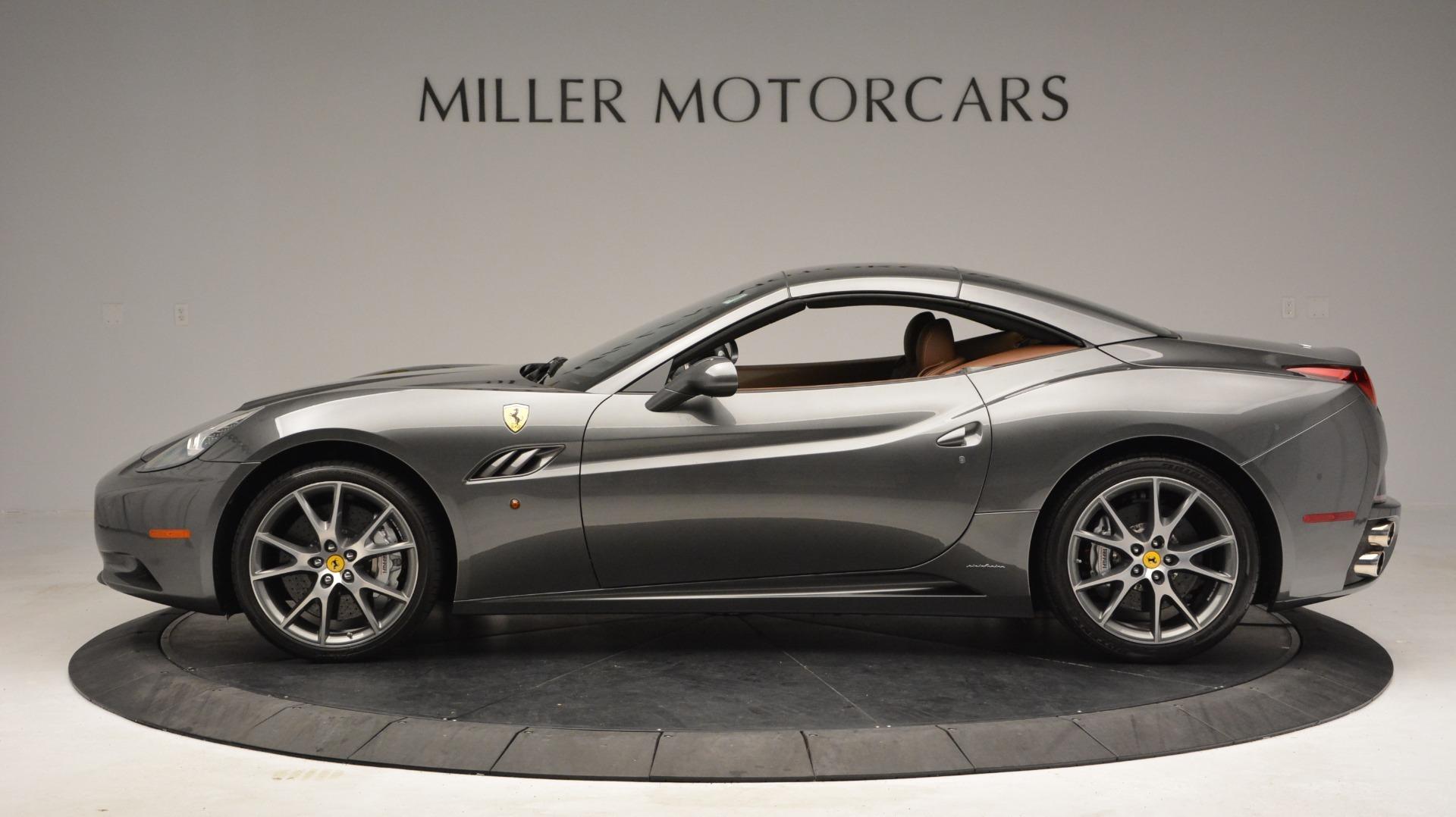 Used 2011 Ferrari California  For Sale In Greenwich, CT 3101_p14