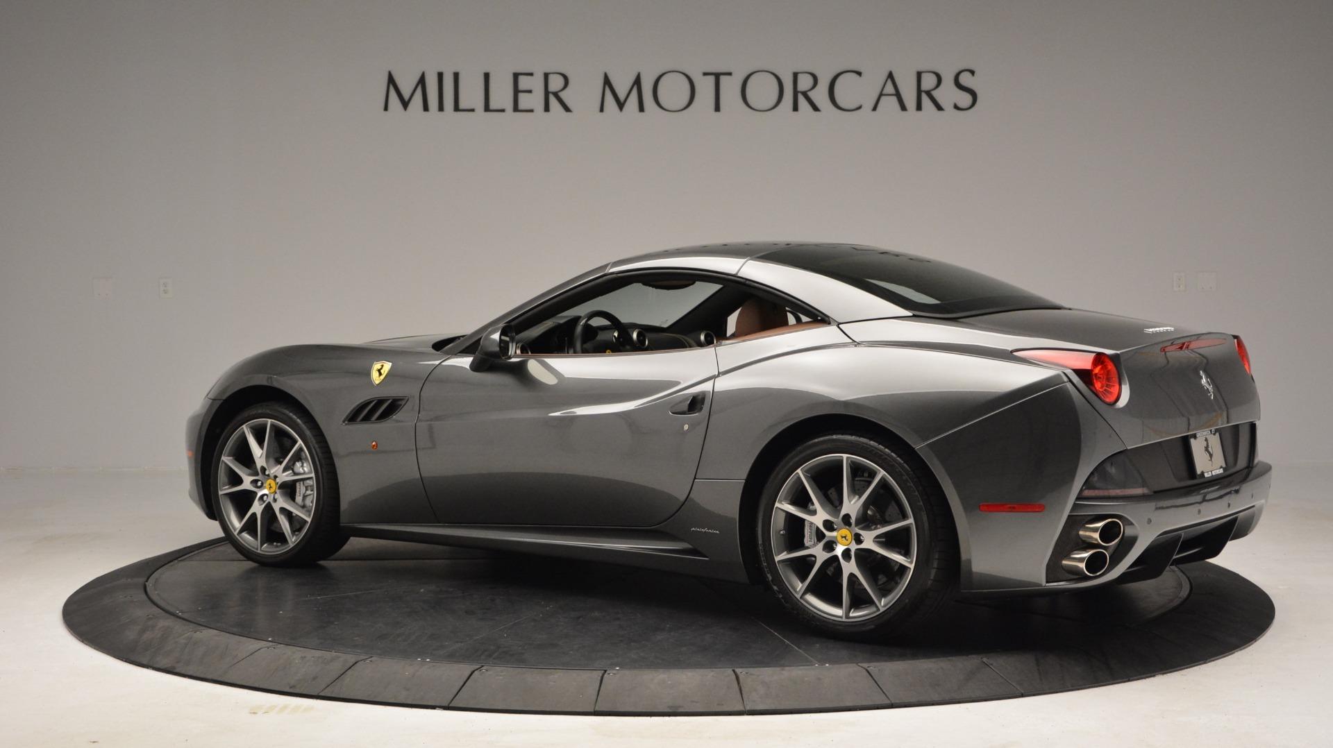 Used 2011 Ferrari California  For Sale In Greenwich, CT 3101_p15