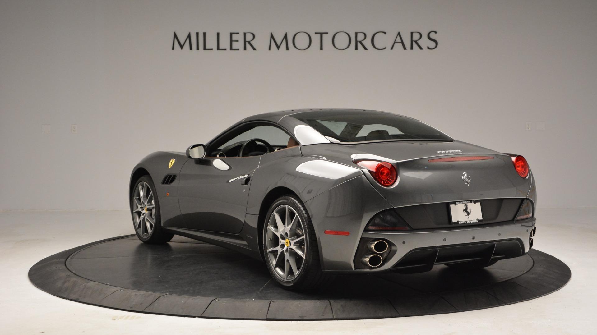 Used 2011 Ferrari California  For Sale In Greenwich, CT 3101_p16