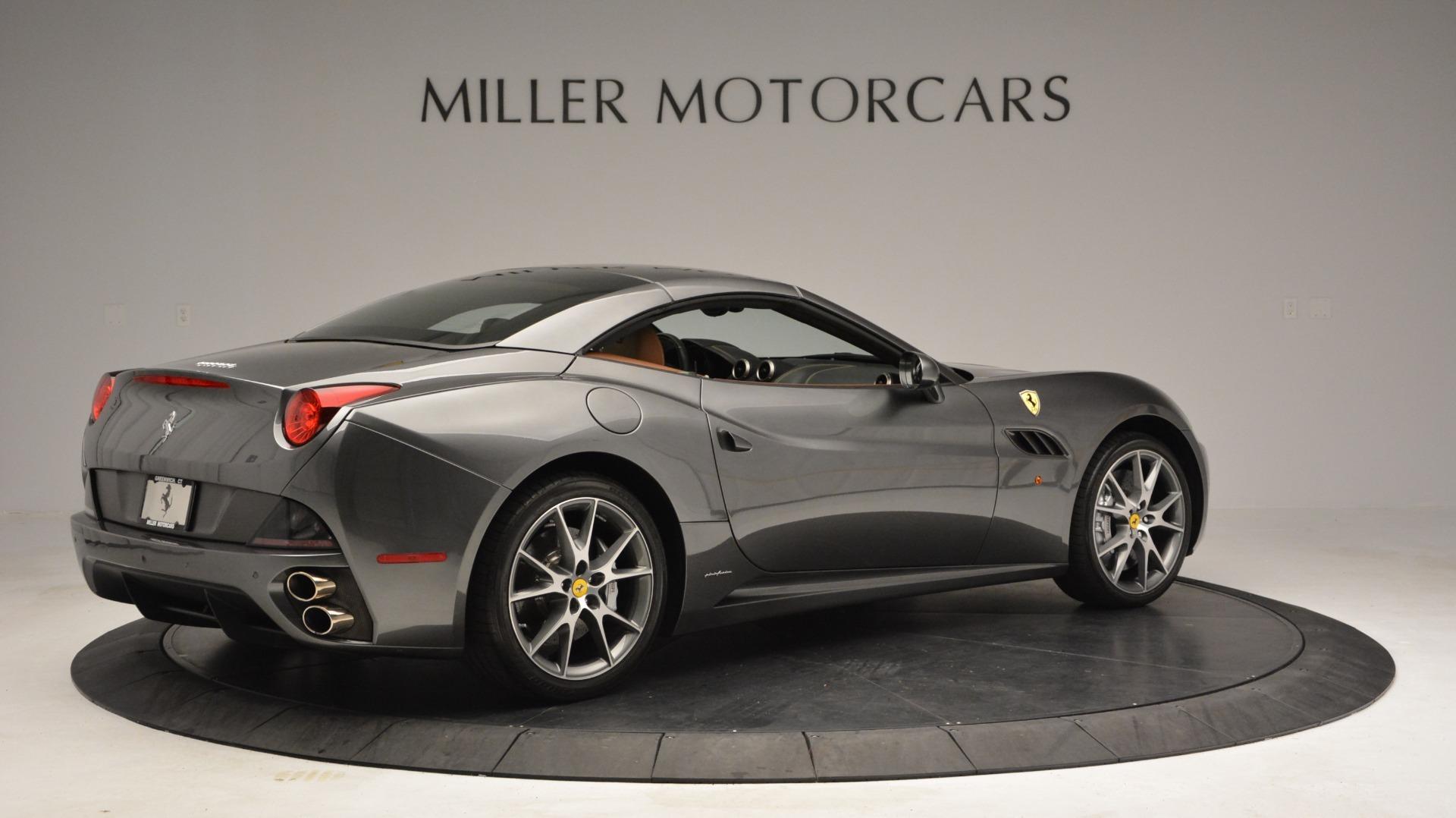 Used 2011 Ferrari California  For Sale In Greenwich, CT 3101_p19