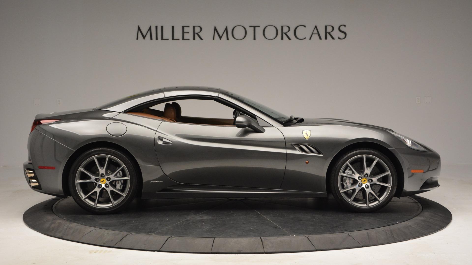 Used 2011 Ferrari California  For Sale In Greenwich, CT 3101_p20